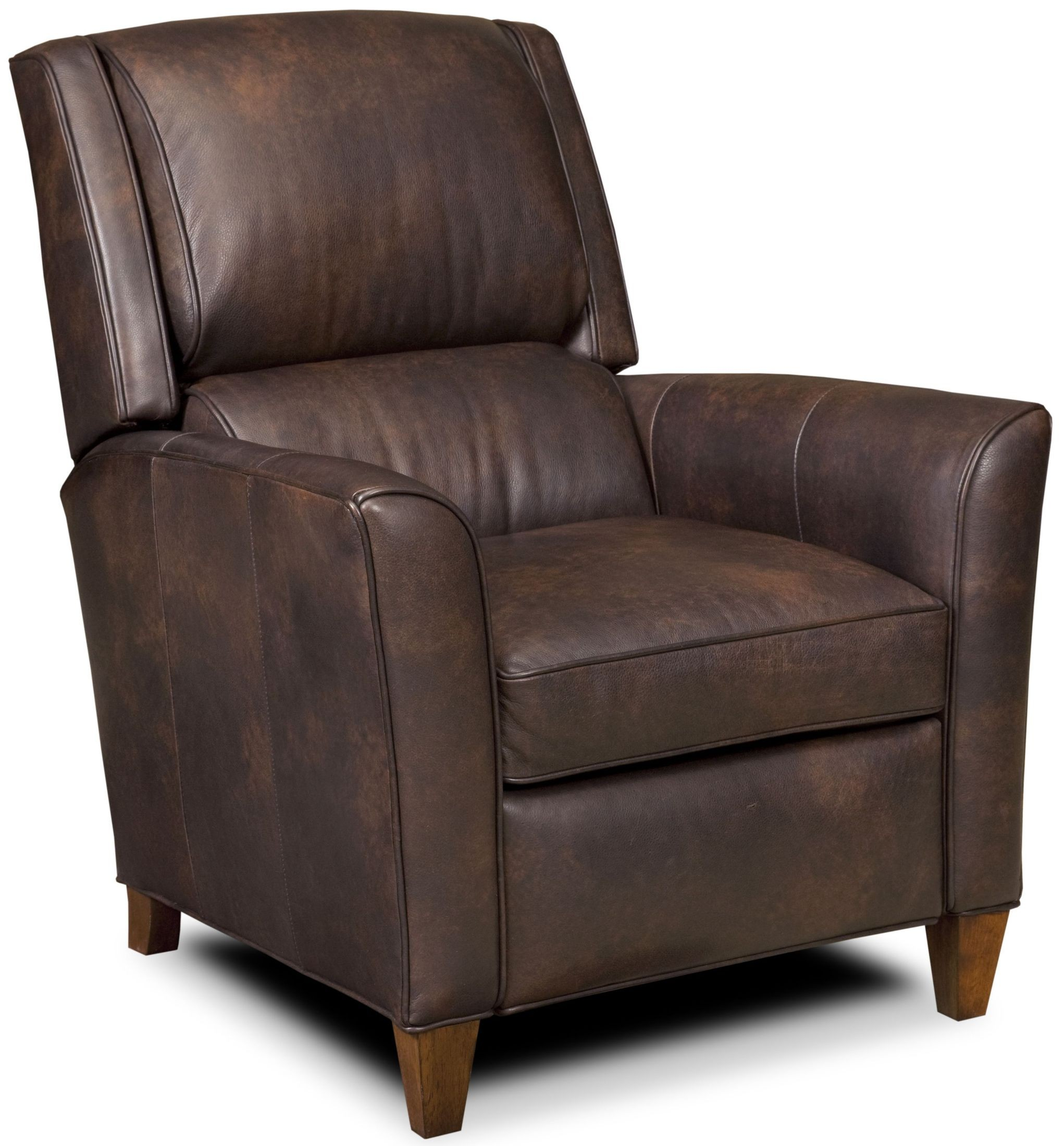 Roswell Mahogany Recliner By Bradington Young