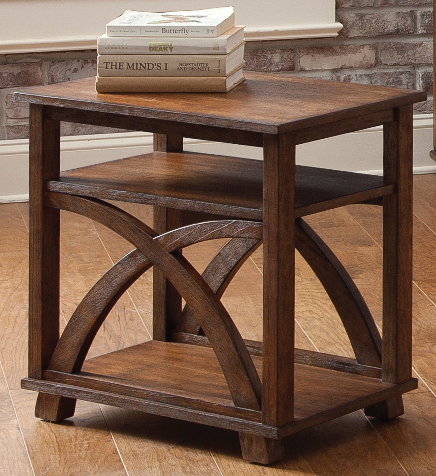 Chesapeake Sunset Bay Chair Side Table From Liberty 335