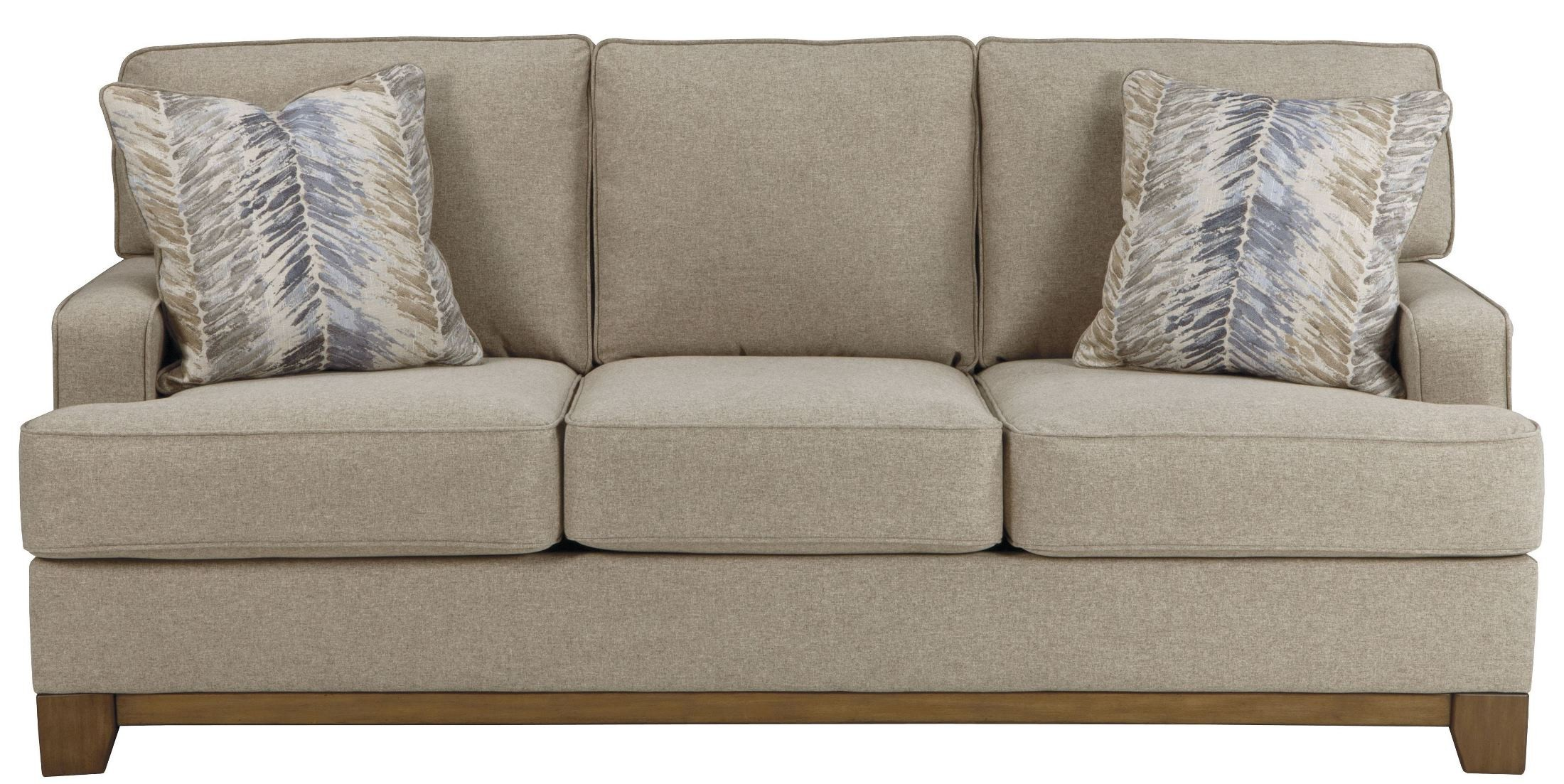 Hillsway Pebble Sofa From Ashley Coleman Furniture
