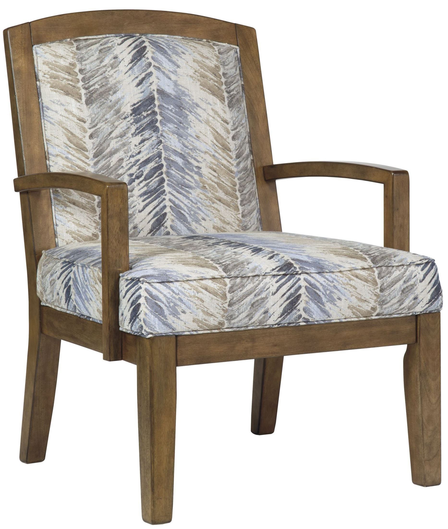 Mcm Multi Colored Accent Chair: Hillsway Multi Color Accent Chair, 3410460, Ashley