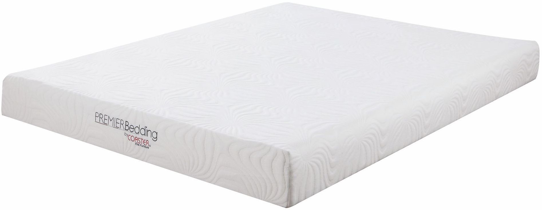 Keegan 8 Cal King Memory Foam Mattress From Coaster Coleman Furniture