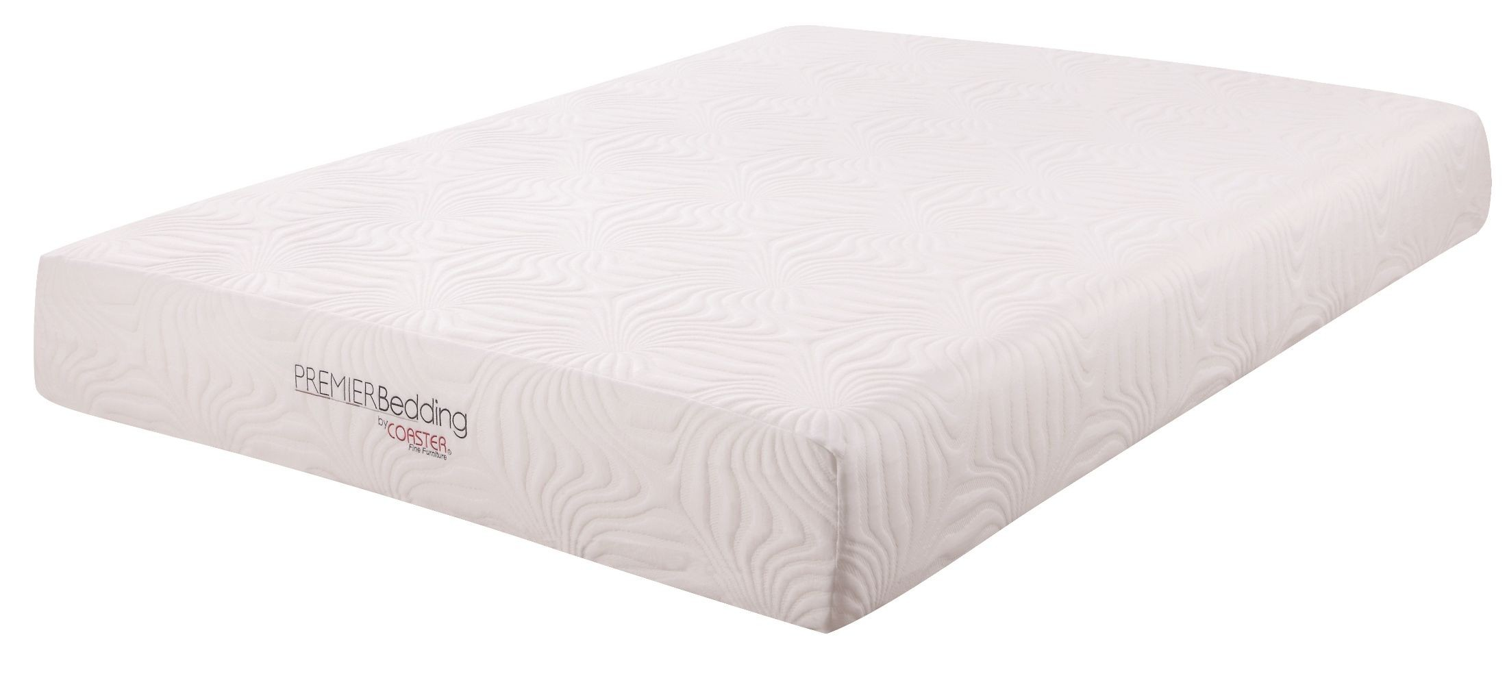 10 twin xl memory foam mattress 350064tl coaster furniture. Black Bedroom Furniture Sets. Home Design Ideas