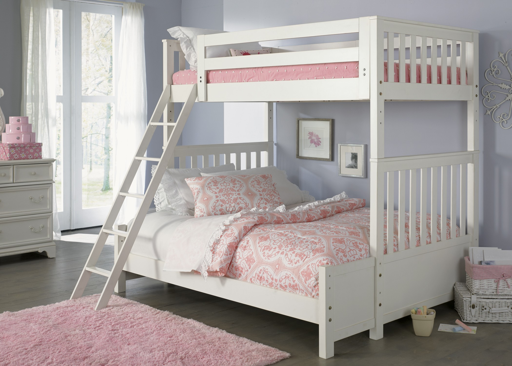 Twin Twin Arielle Bunk Bed