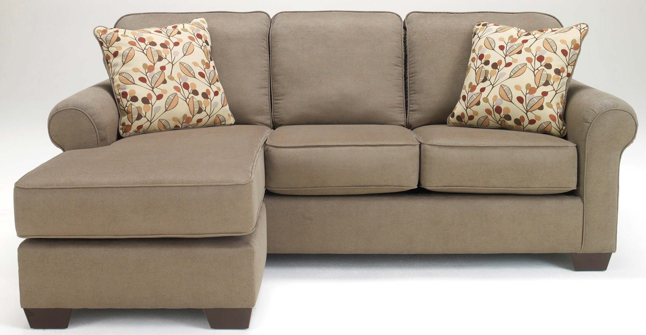 Danely Dusk Sofa With Chaise From Ashley 3550018