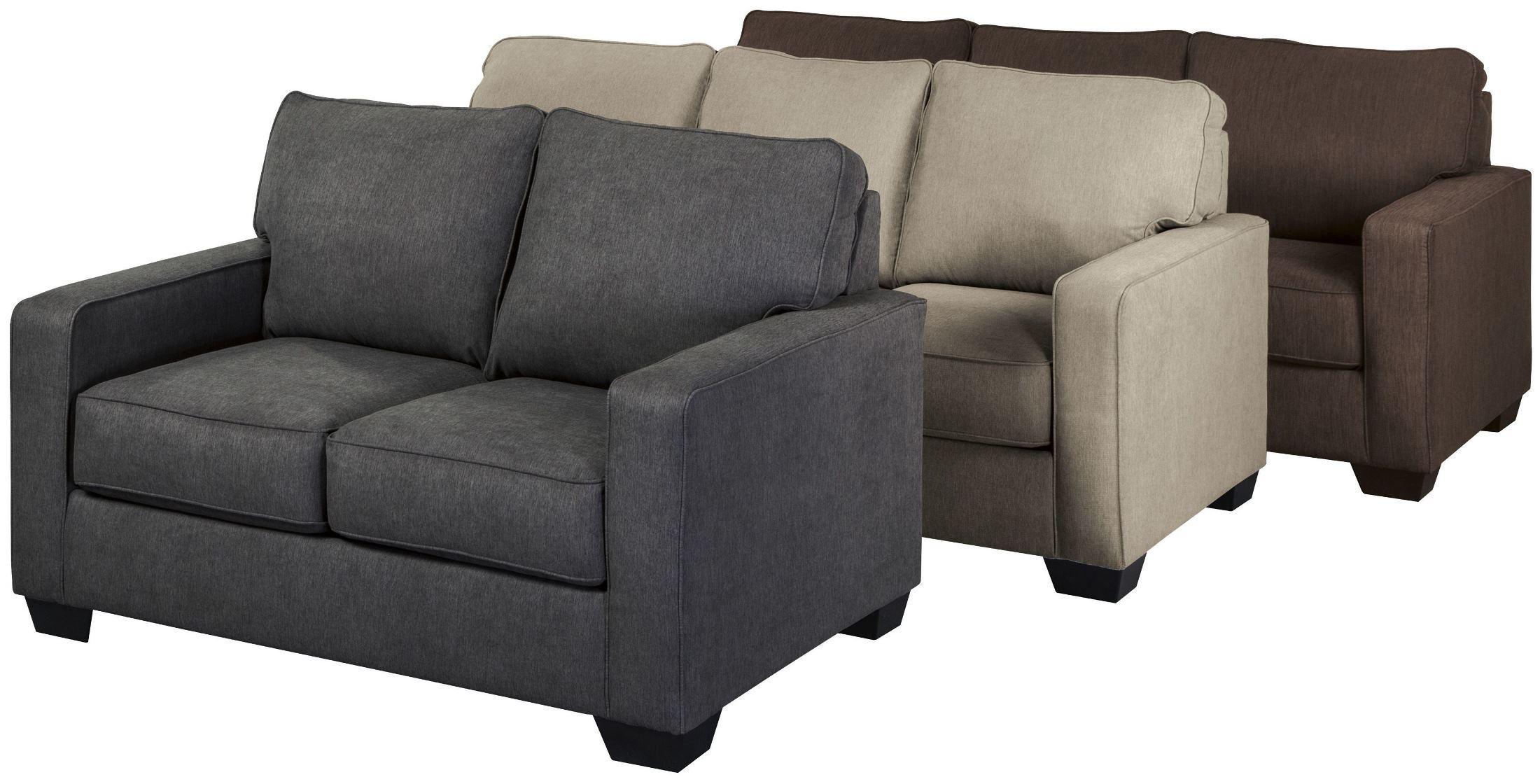 Zeb Charcoal Full Sofa Sleeper From Ashley Coleman Furniture