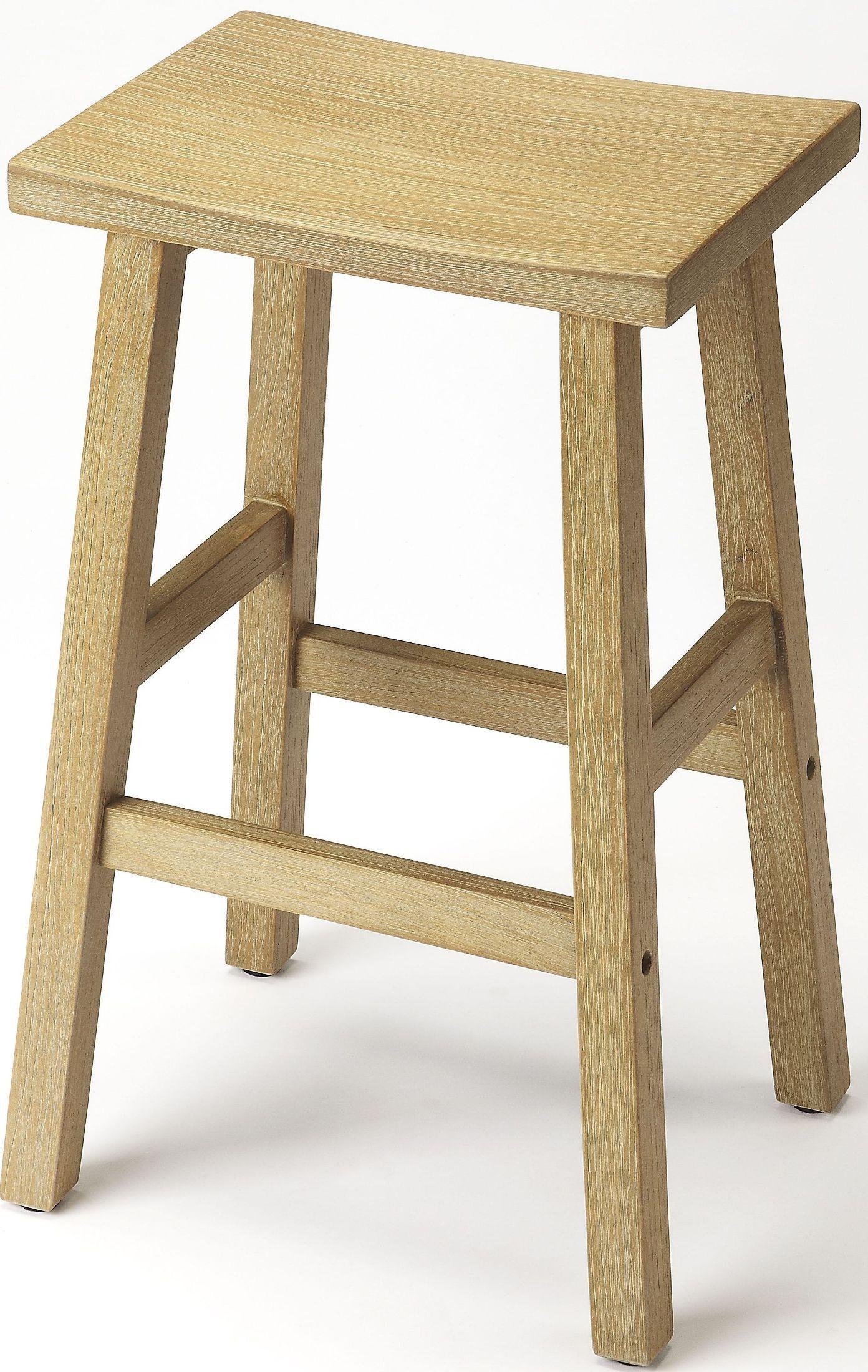 Butler Loft Tomlin Driftwood Bar Stool from Butler  : 3819140butler from colemanfurniture.com size 1392 x 2200 jpeg 641kB
