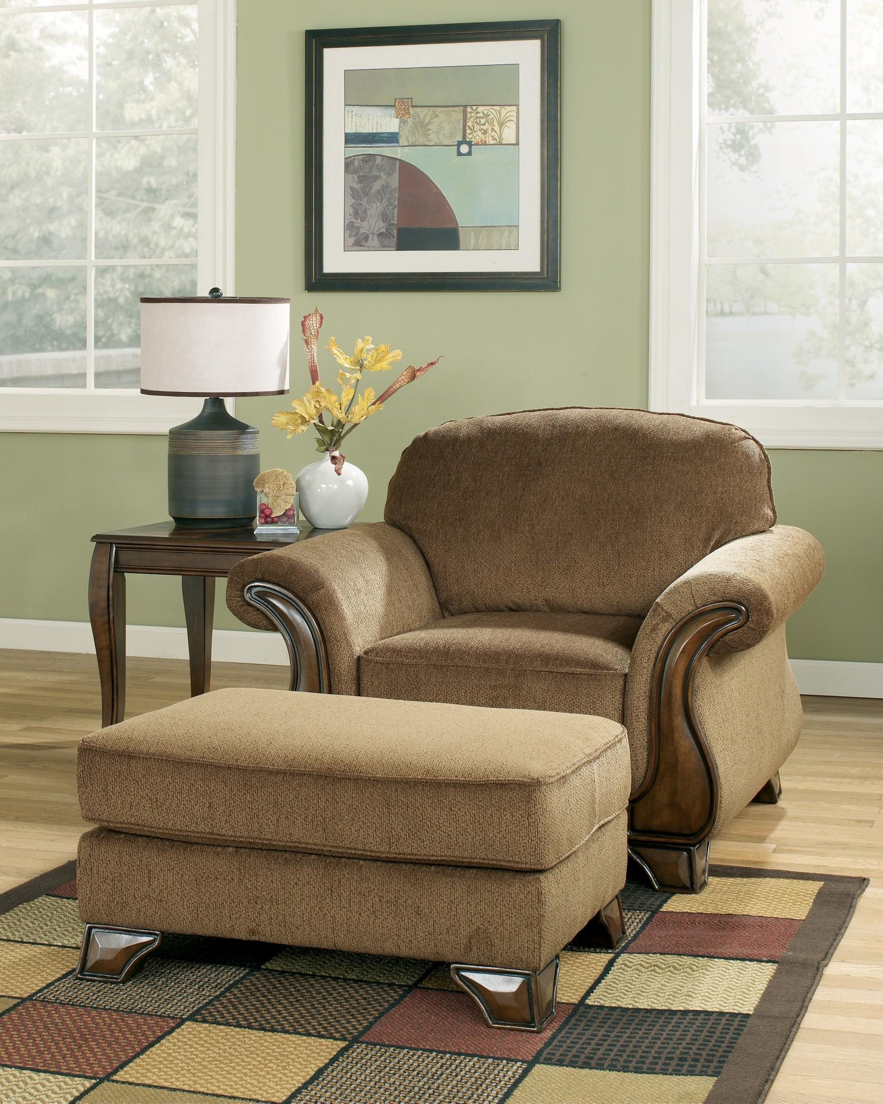 montgomery mocha living room set from ashley 3830038 coleman furniture. Black Bedroom Furniture Sets. Home Design Ideas