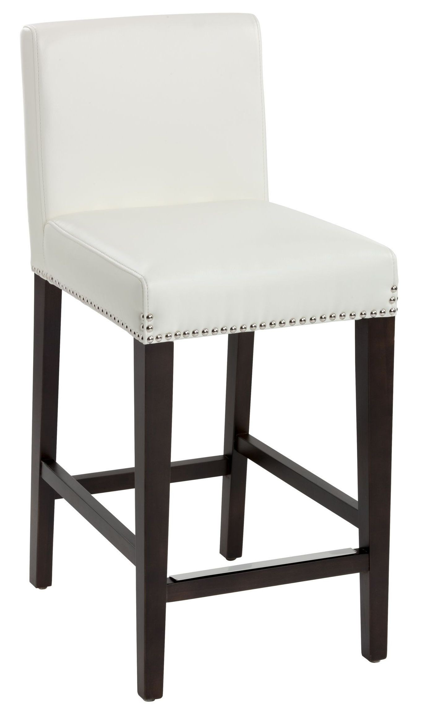 Brooke Ivory Counter Stool From Sunpan 38406 Coleman