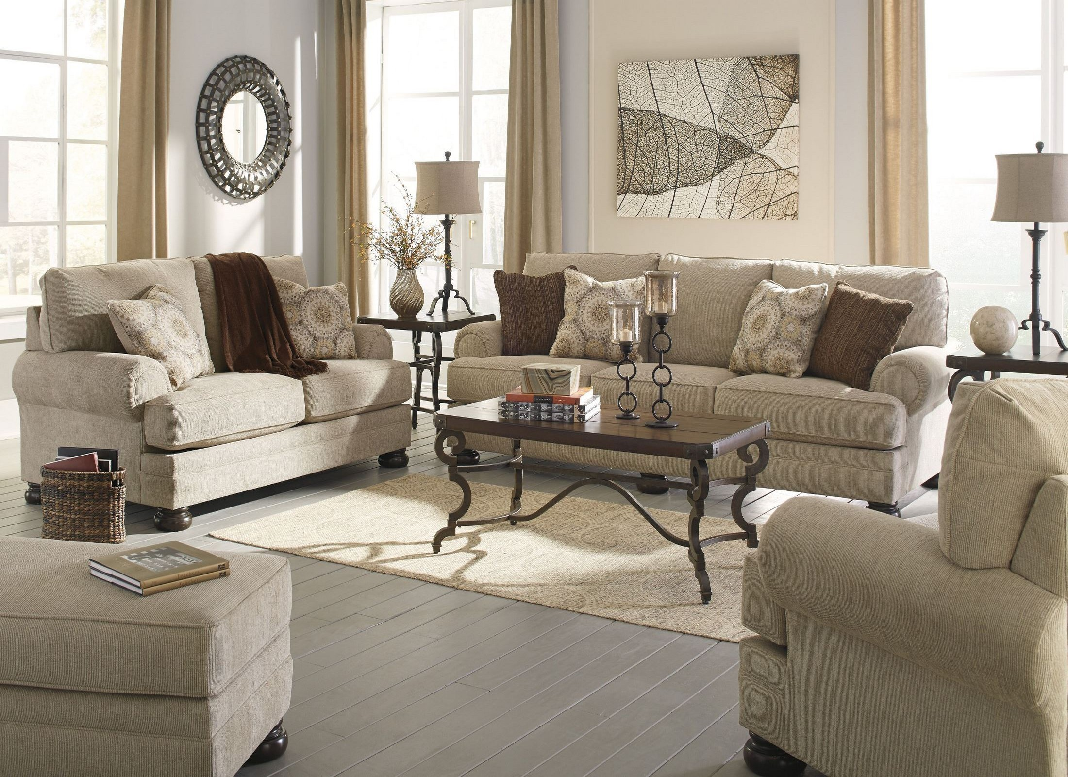 Hadelyn Brown Occasional Table Set From Ashley Coleman Furniture
