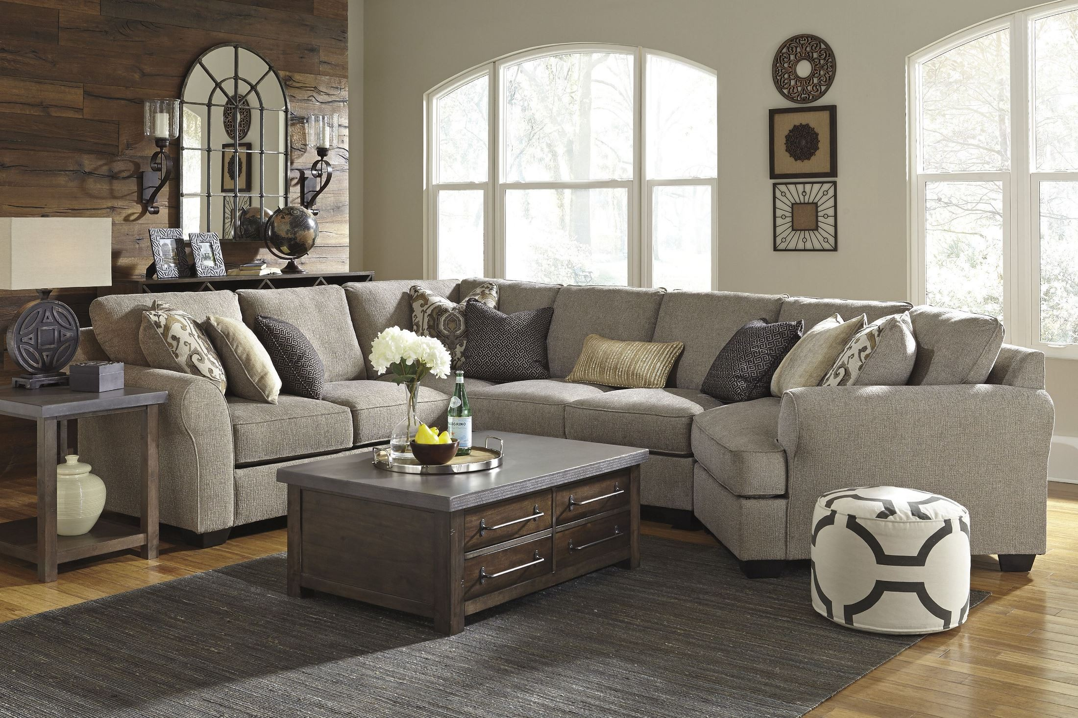 piece furniture custom with b cuddler pc customizable products sofa raf by built four sectional