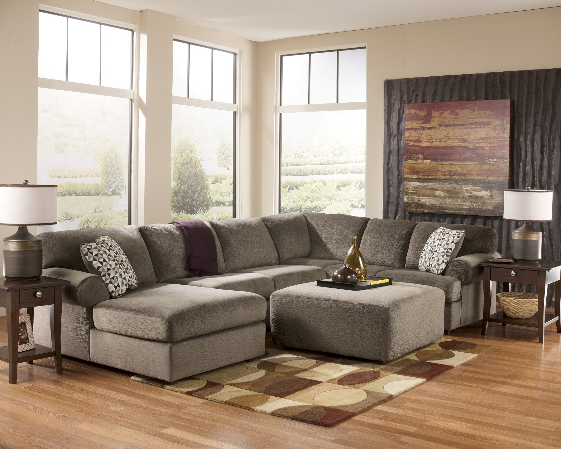 leather sets as included sd living sectionals furniture products ashley room sectional path