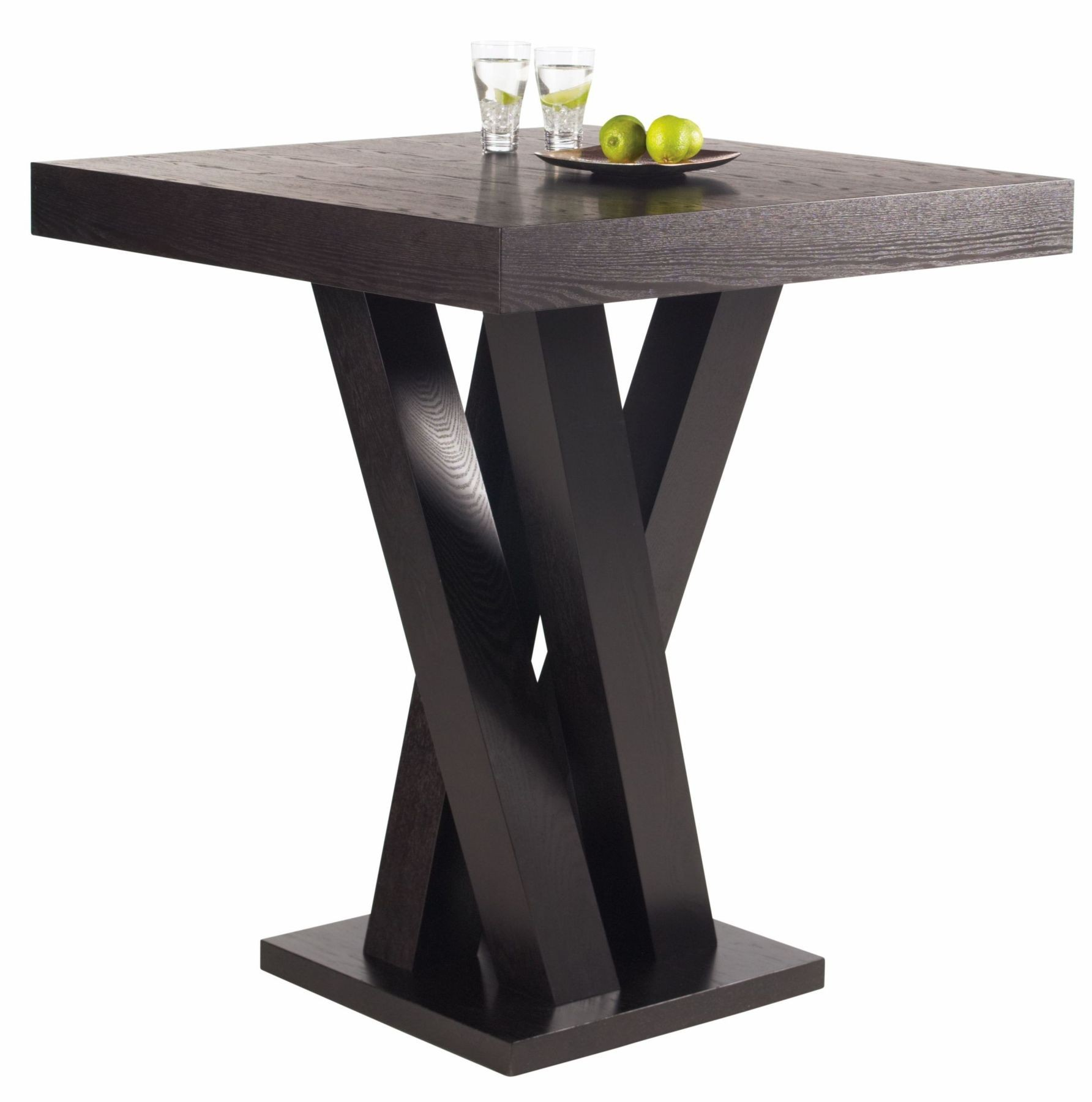 Madero Bar Table From Sunpan 39872 Coleman Furniture