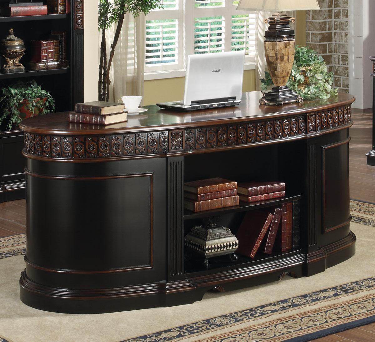 Nicolas Executive Home Office Desk 800921 From Coaster