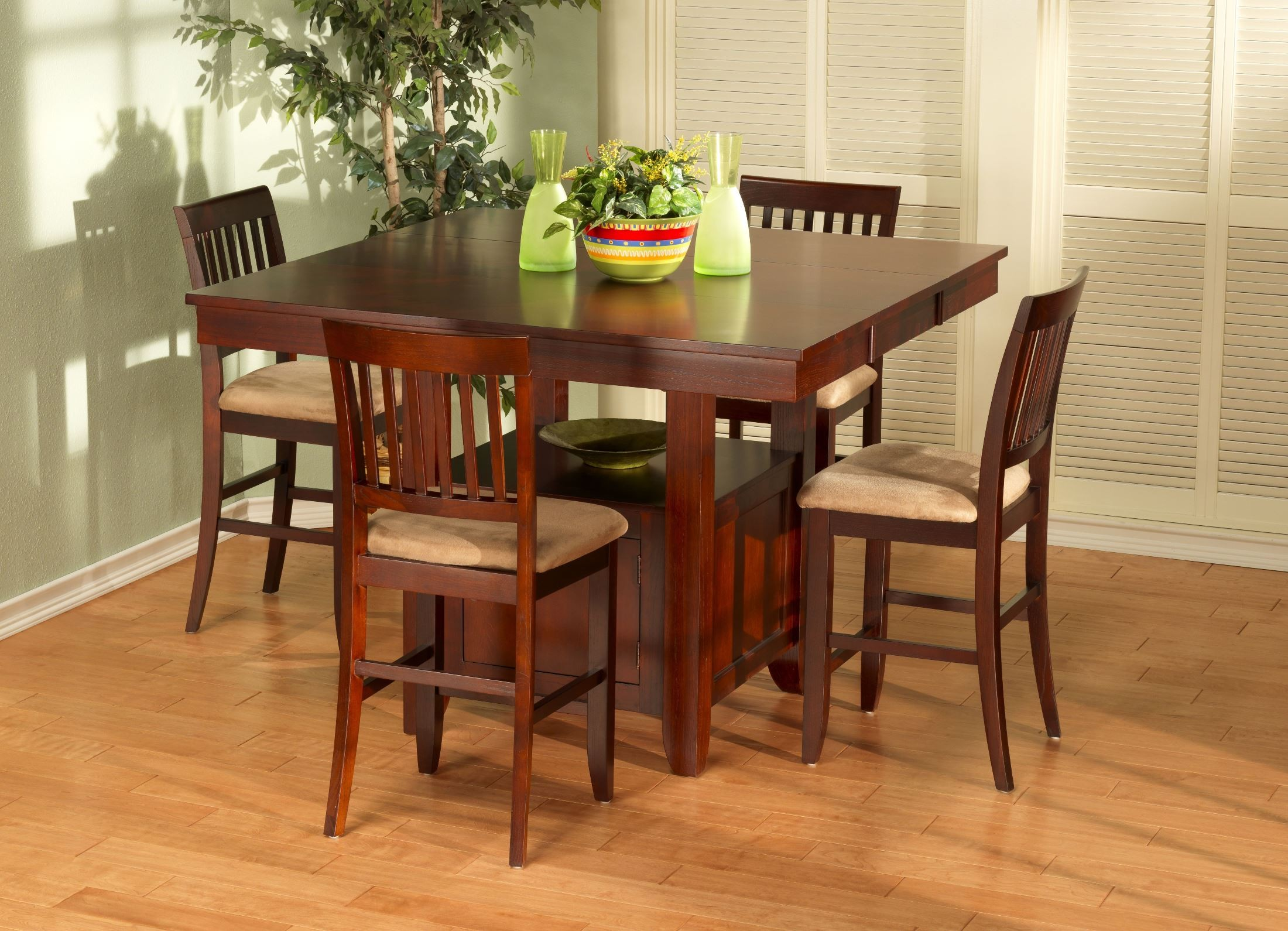 Brendan Counter Height Storage Dining Room Set from New  : 40 071 from colemanfurniture.com size 2200 x 1590 jpeg 620kB