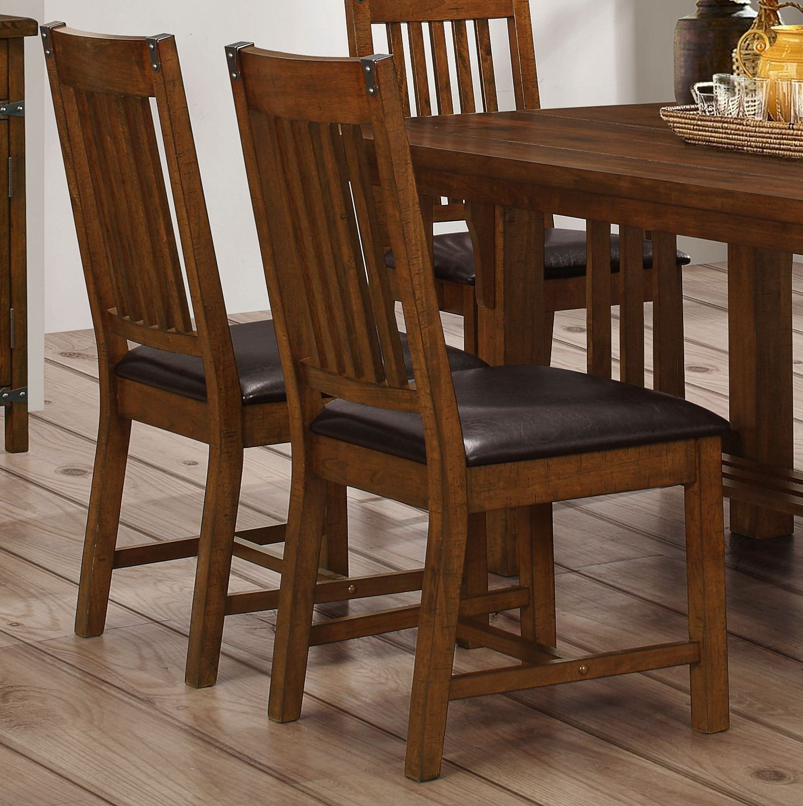 Buchanan Dining Chair Set Of 2 From New Classics (D2514-20