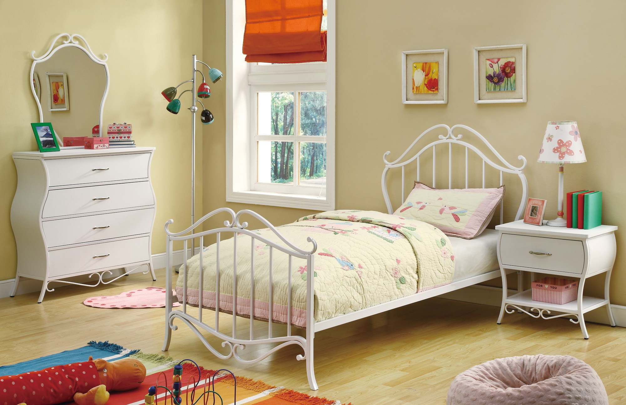 Bella Youth Bedroom Set From Coaster 400521t Coleman