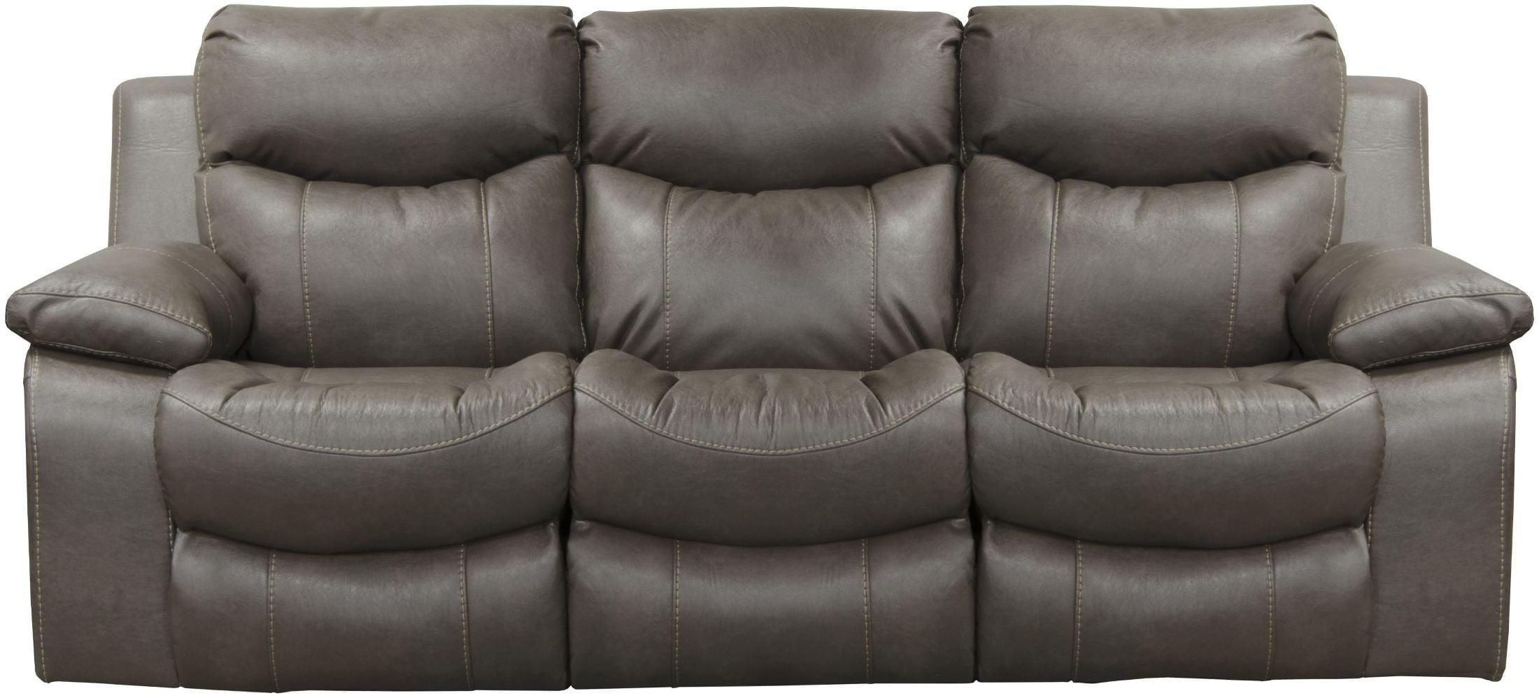 Connor Dusk Power Reclining Sofa With Drop Down Table From Catnapper