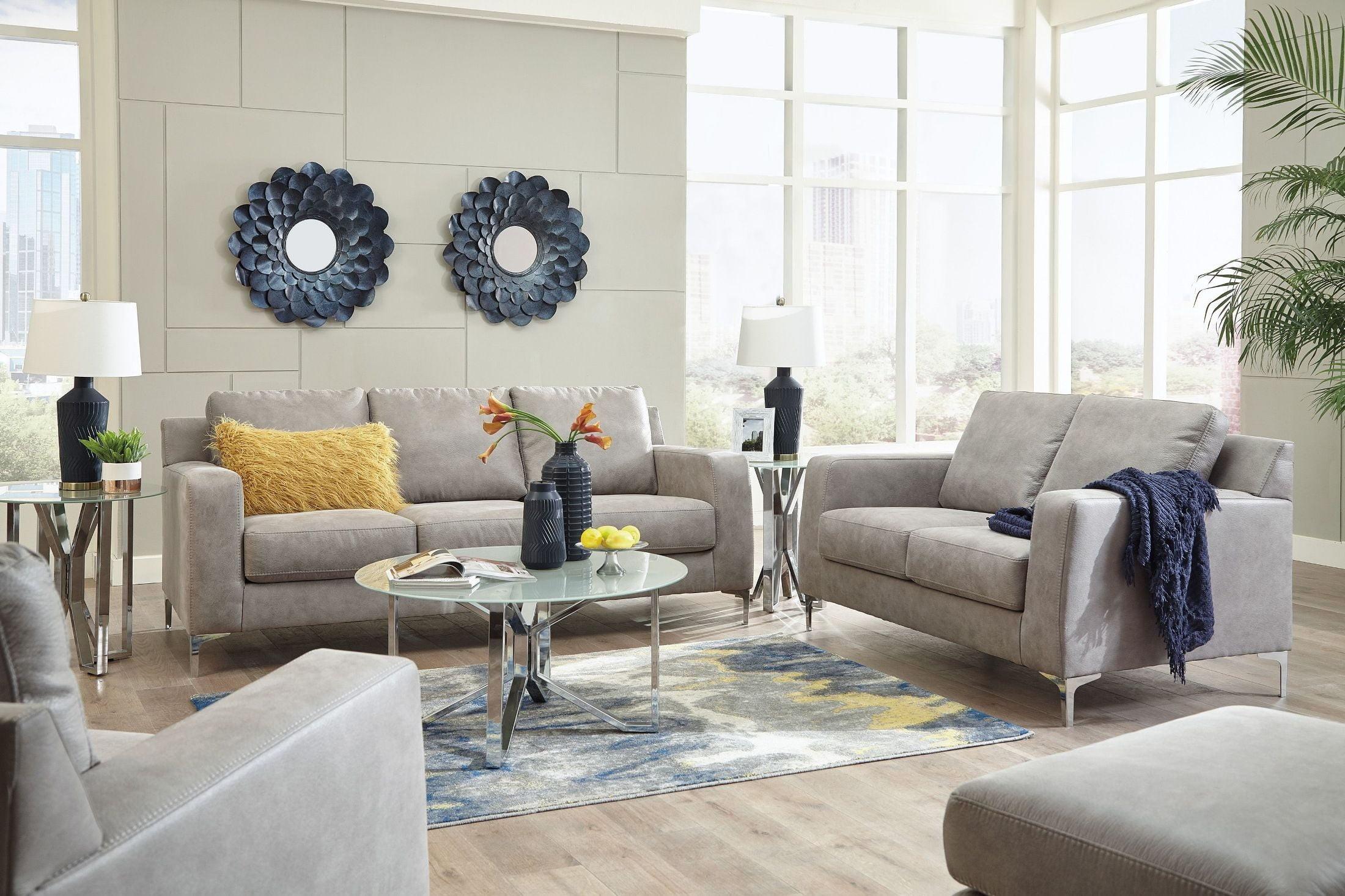 Ryler Beige Living Room Set from Ashley | Coleman Furniture