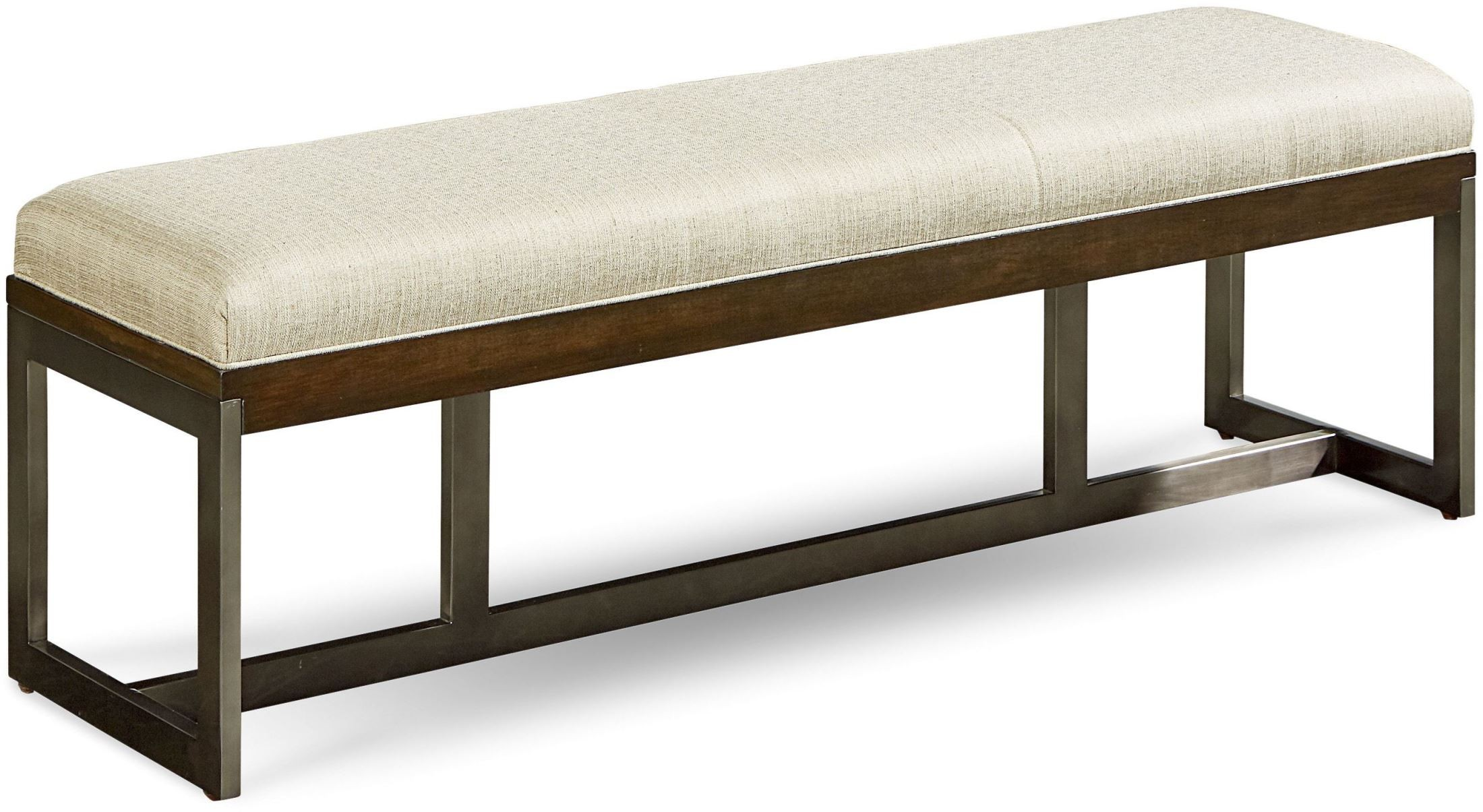 Neville Penumbra Espresso Bed Bench From Art Coleman Furniture