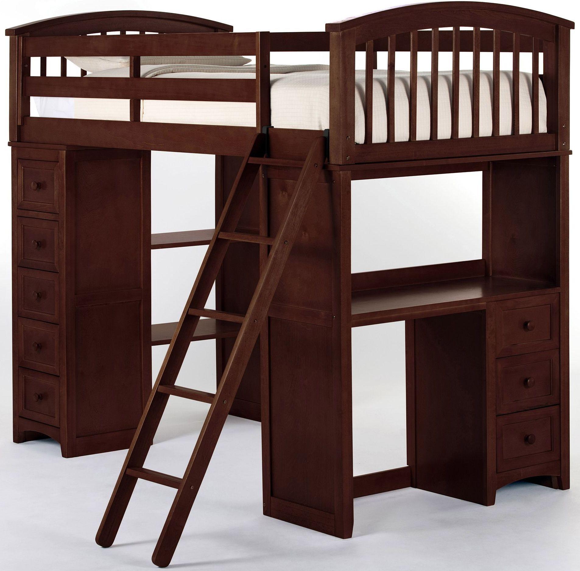 School House Student Loft Bed By Ne Kids