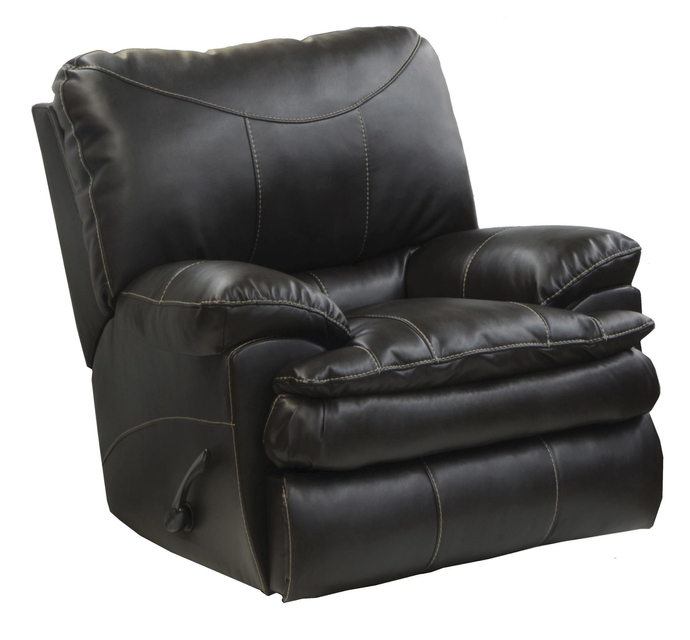 Perez steel power recliner from catnapper for Catnapper cloud nine chaise recliner
