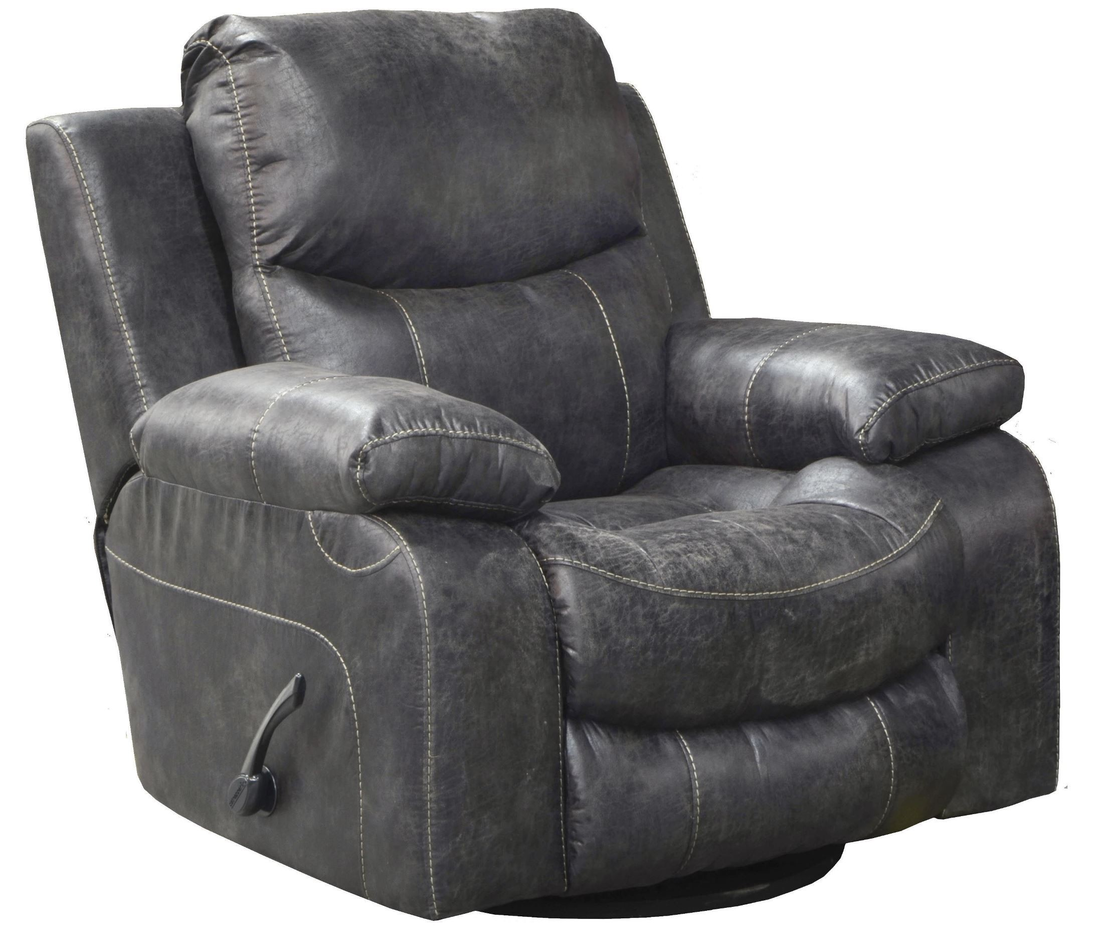 Catalina steel recliner from catnapper 43105100000000000 for Catnapper cloud nine chaise recliner