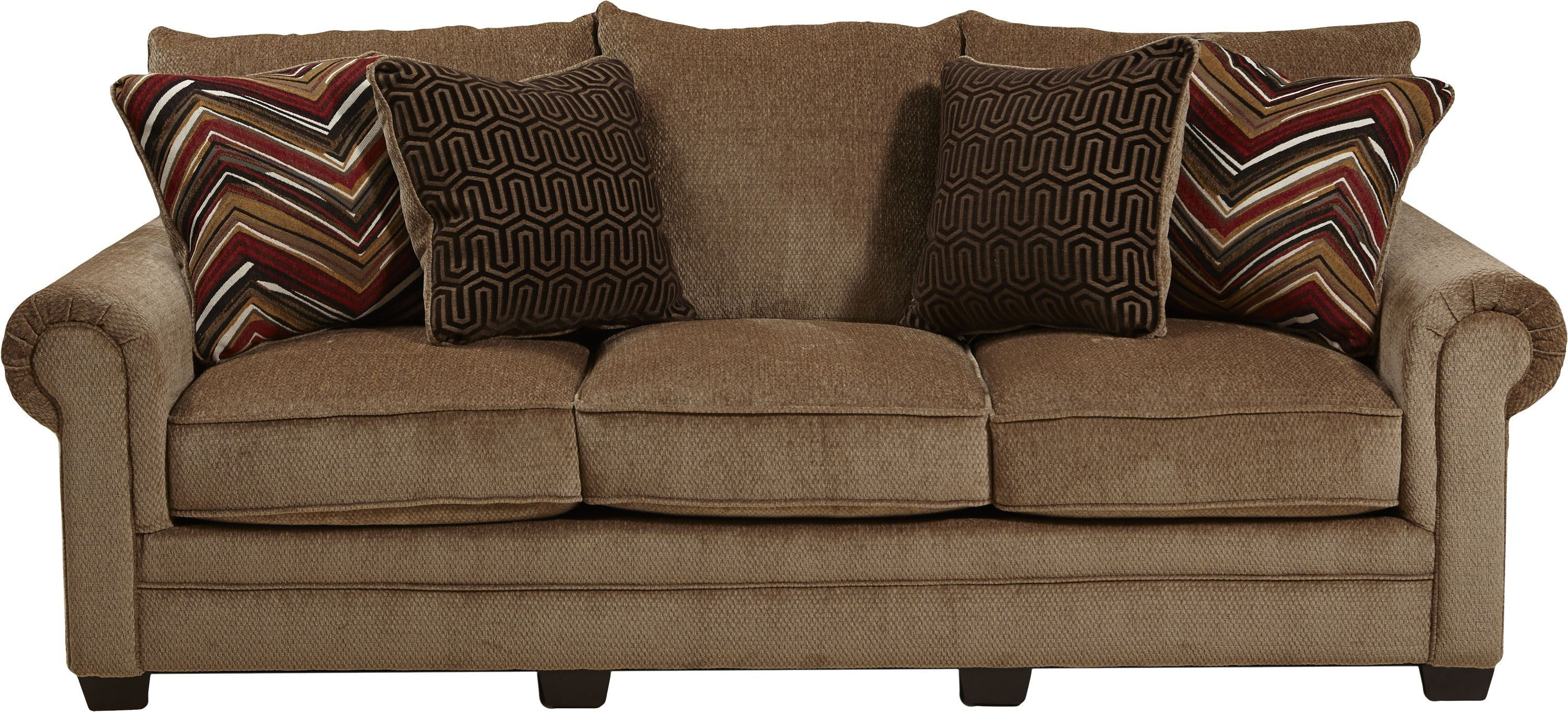 Anniston saddle sofa from jackson 434203000000000000 for Affordable furniture 3 piece sectional in wyoming saddle
