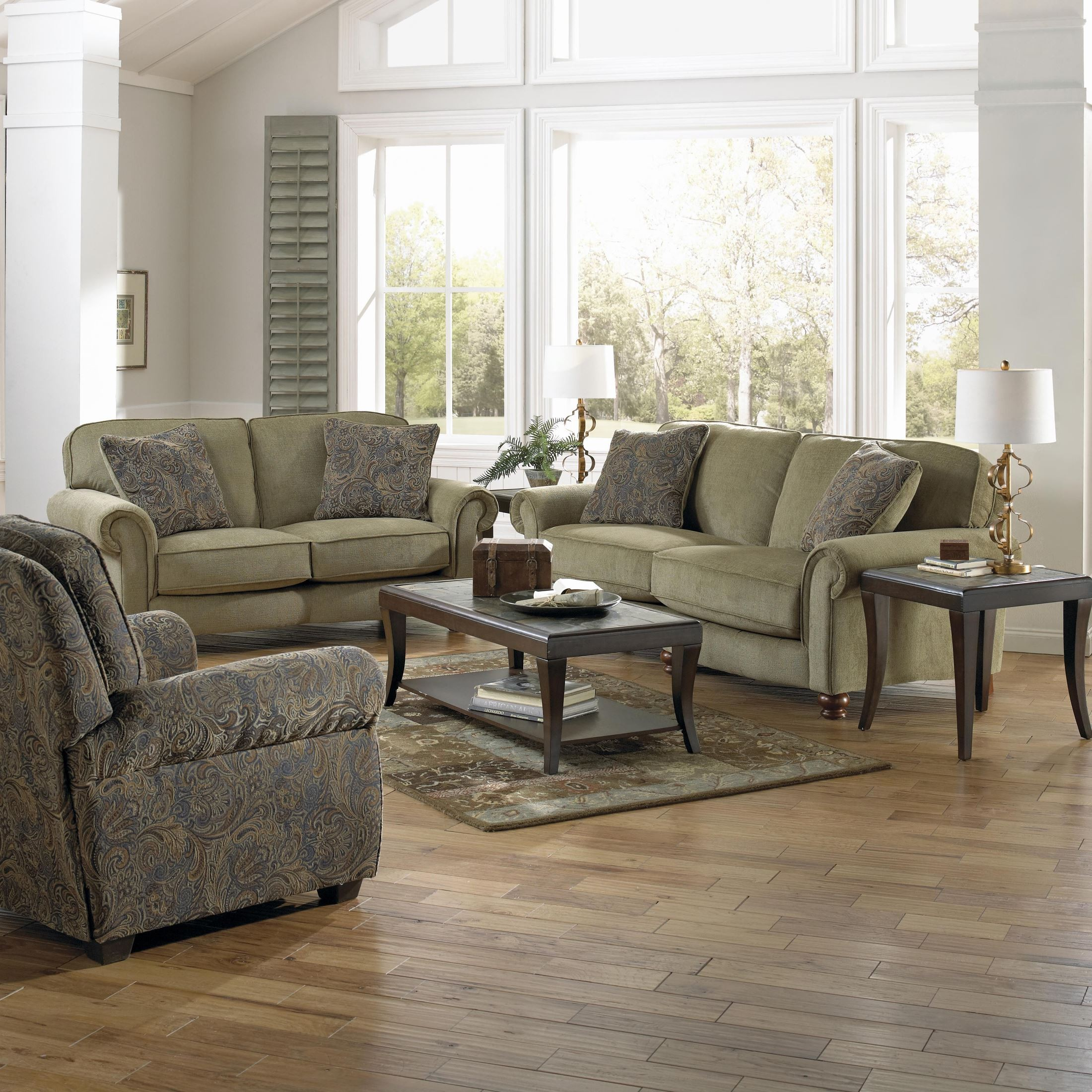 10 Best Jackson Ms Sectional Sofas: Downing Fern Sofa From Jackson (438403000000000000