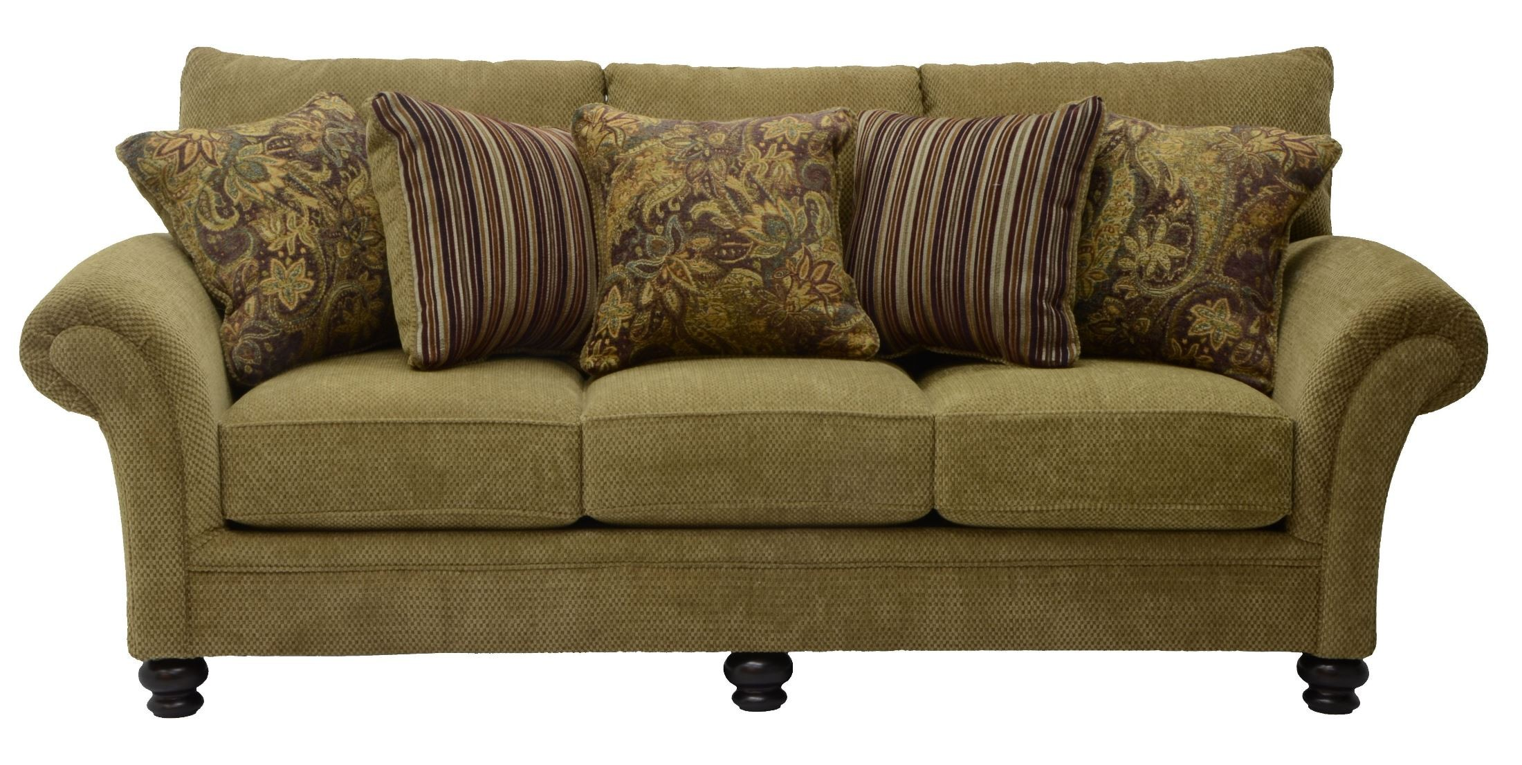 Bon Suffolk Burlap Sofa From Jackson (442603000000000000) | Coleman Furniture