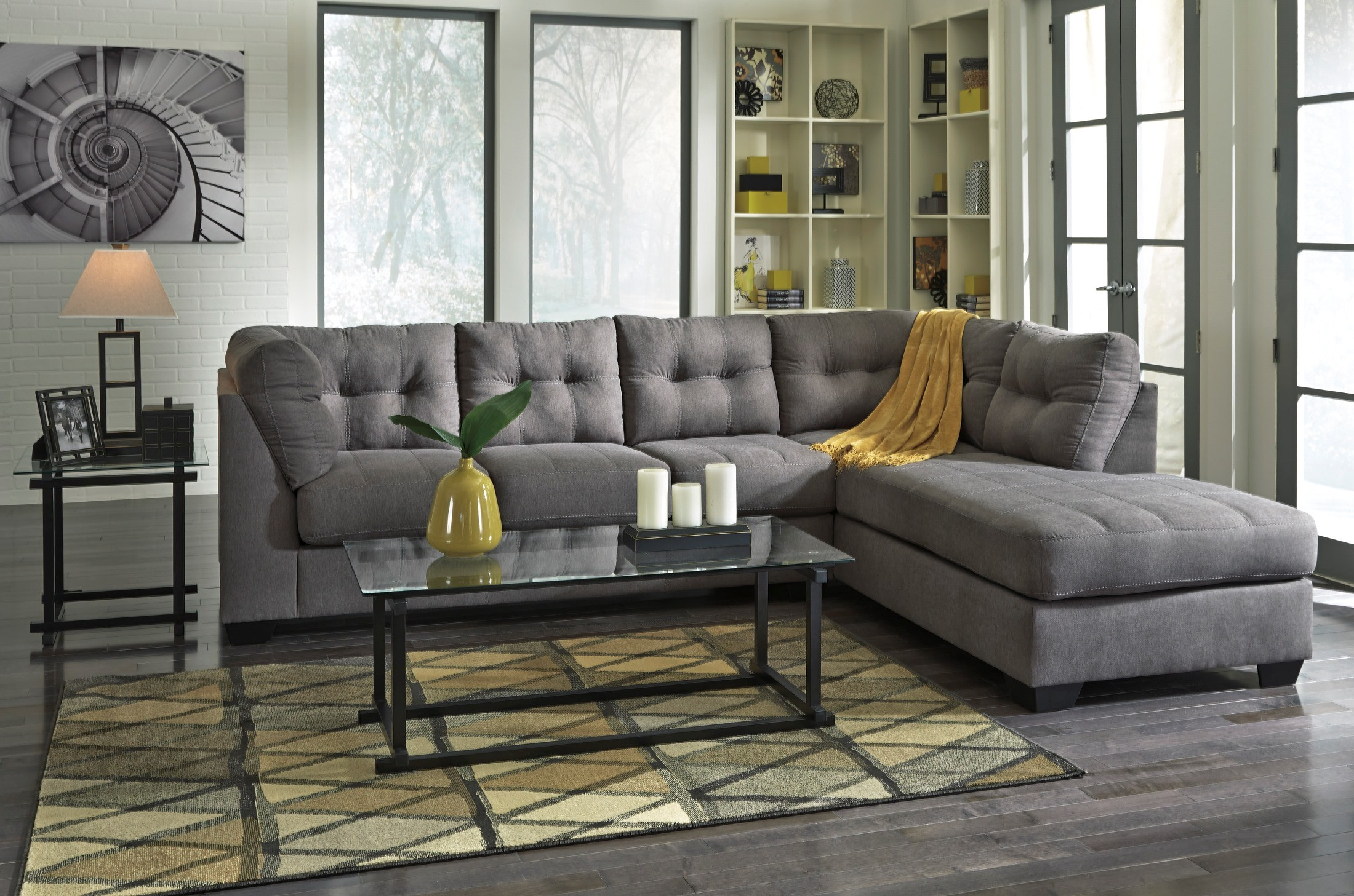 490594 : ashley furniture sectional - Sectionals, Sofas & Couches