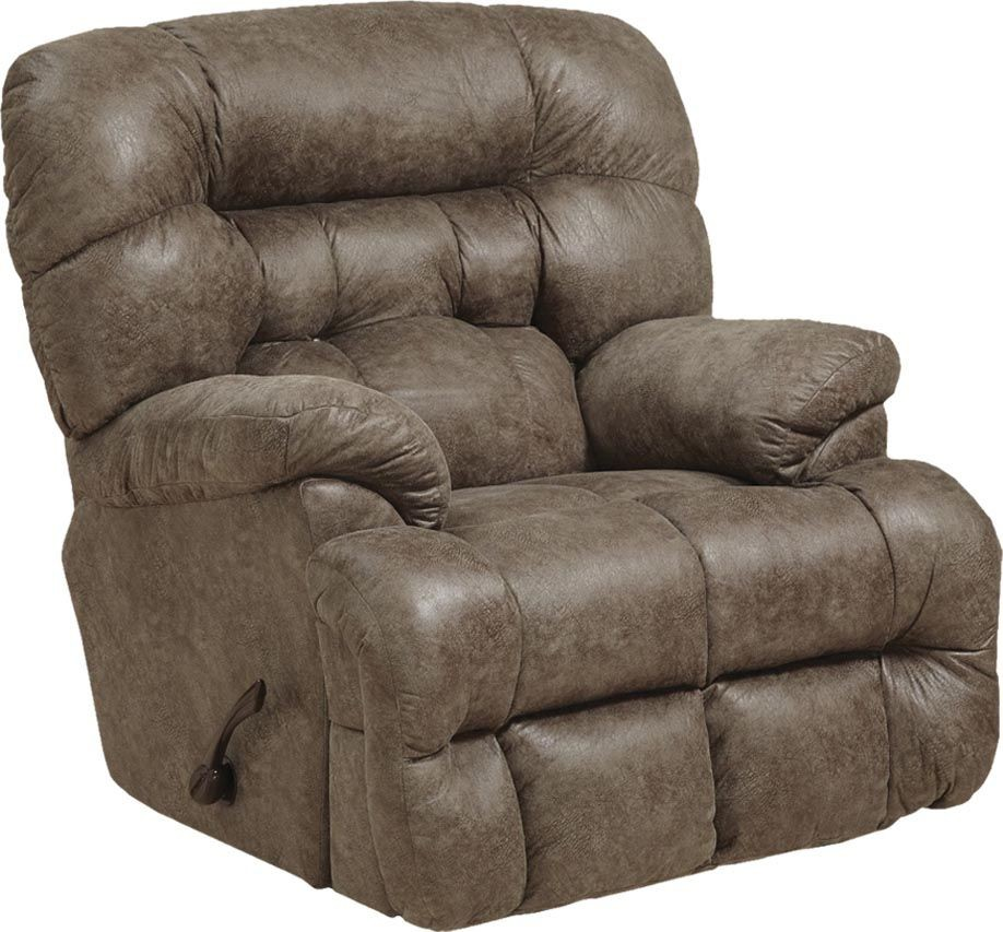 Colson marble chaise rocker recliner from catnapper for Catnapper cloud nine chaise recliner