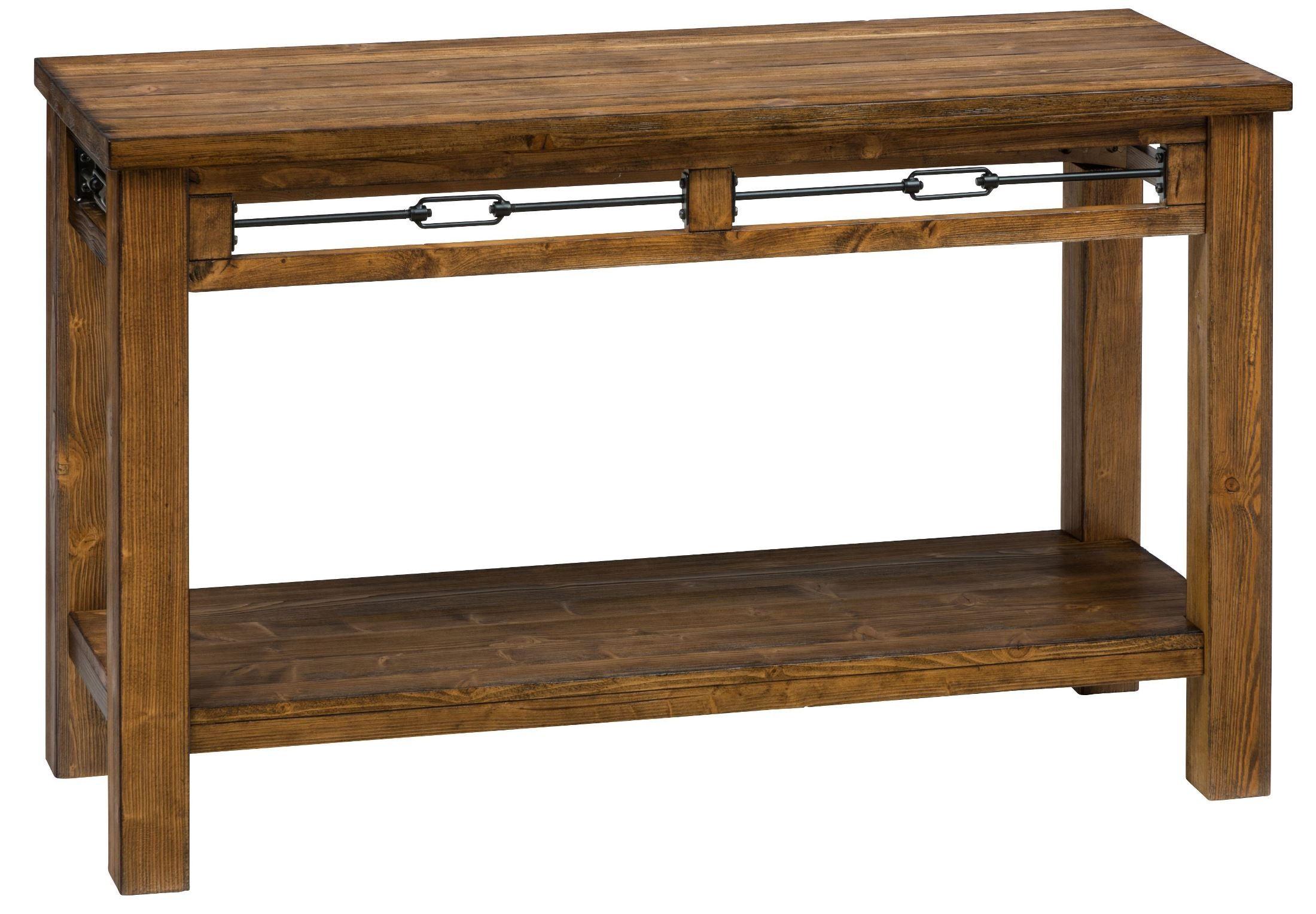 San Marcos Rectangular Sofa Table From Jofran Coleman