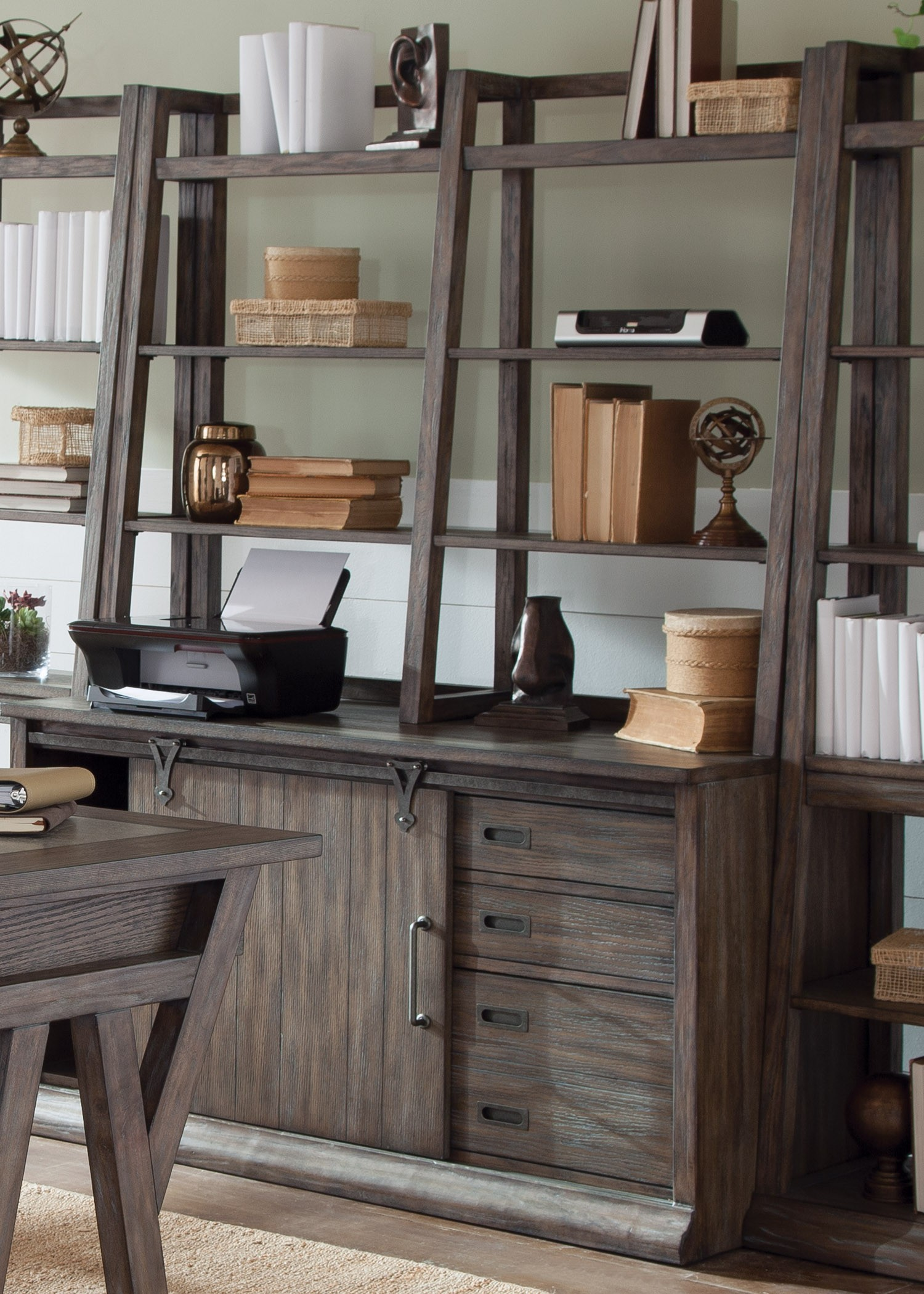 Desk Credenza Home Office Furniture