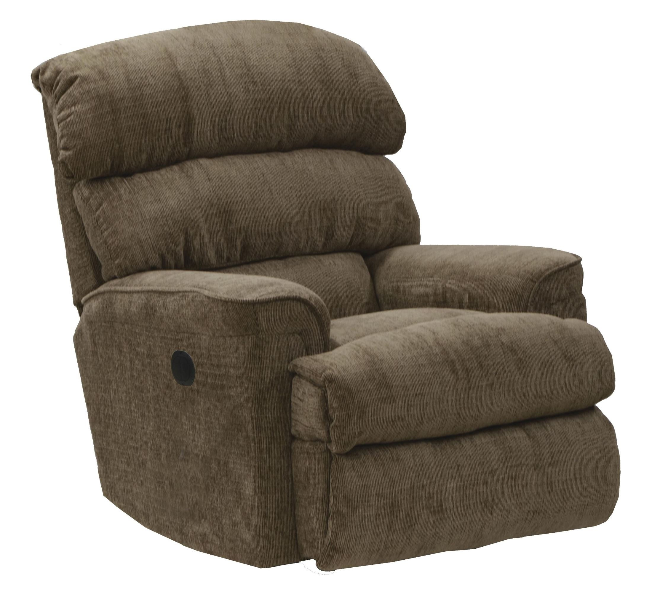 Pearson coffee rocker recliner from catnapper 47392179318 for Catnapper cloud nine chaise recliner