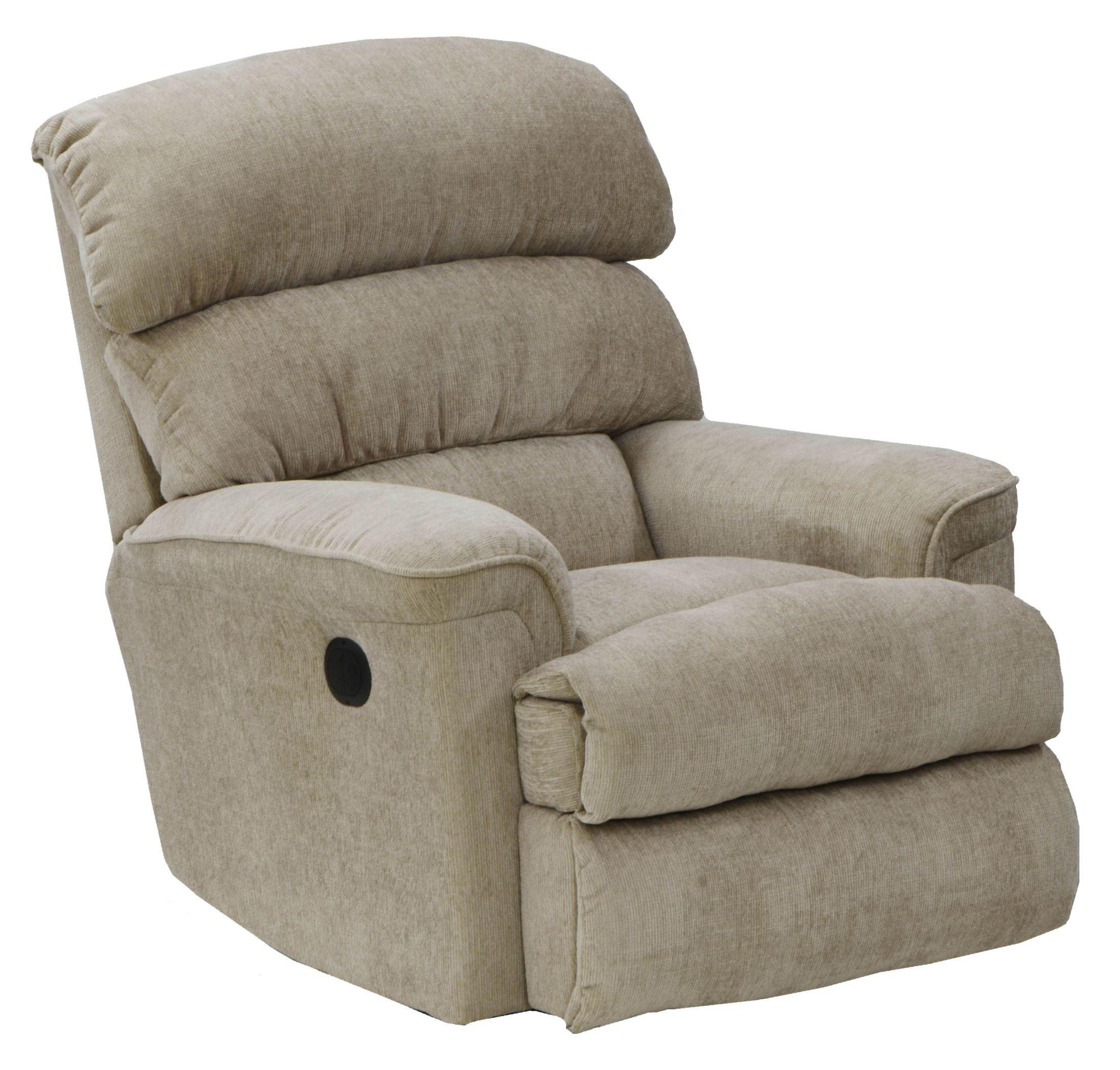 Pearson linen rocker recliner from catnapper 47392179301 for Catnapper cloud nine chaise recliner