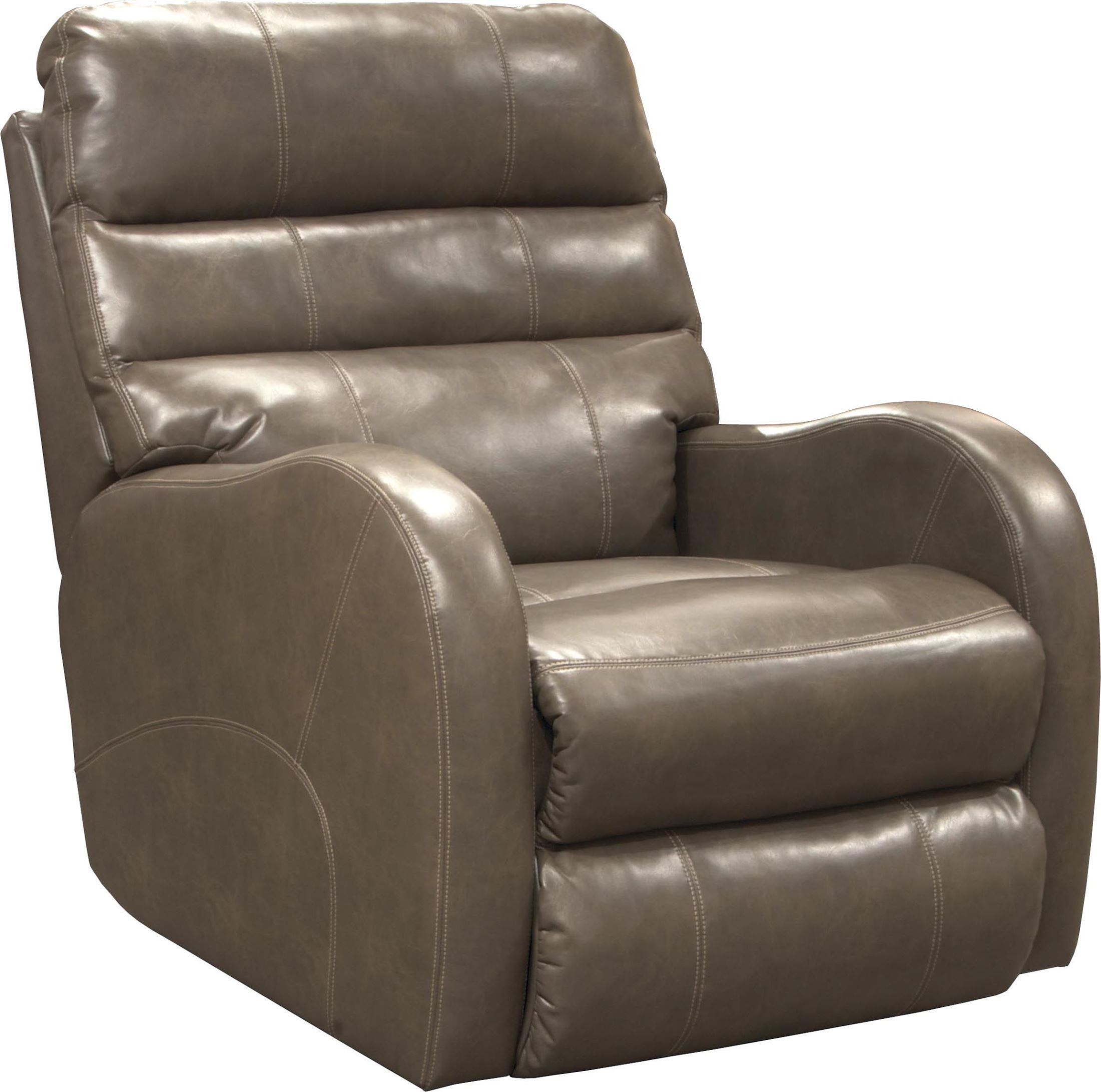 Searcy coffee rocker recliner from catnapper 47472126318 for Catnapper cloud nine chaise recliner