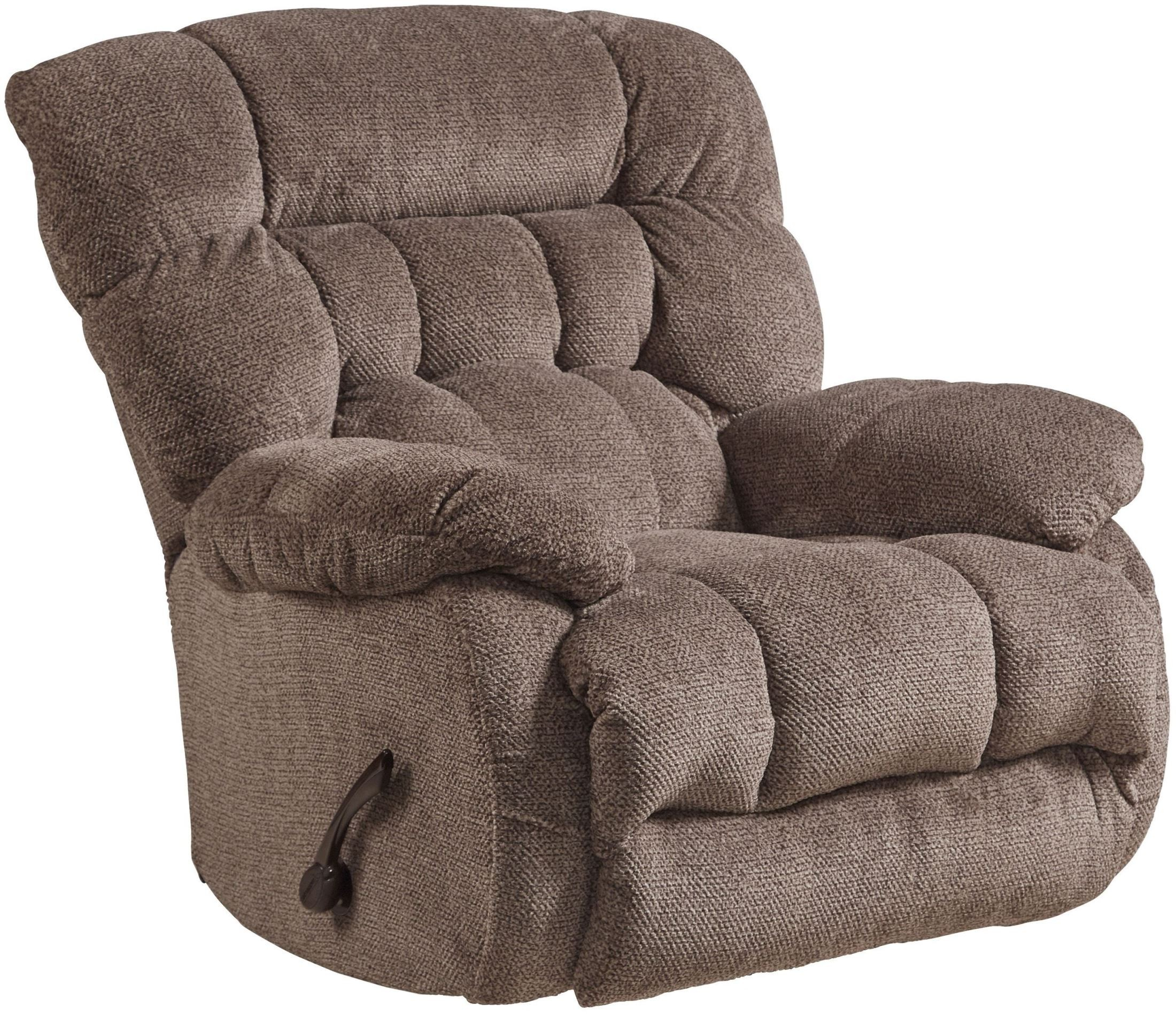 Daly chateau chaise swivel glider recliner from catnapper for Catnapper cloud nine chaise recliner