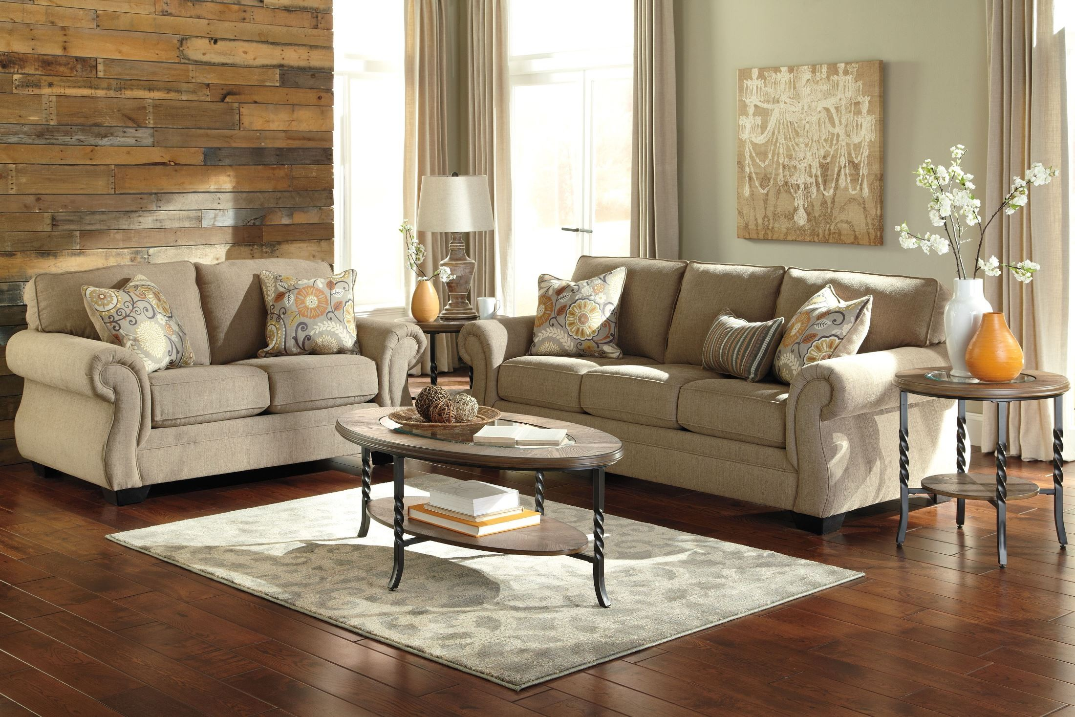 Tailya Barley Living Room Set from Ashley