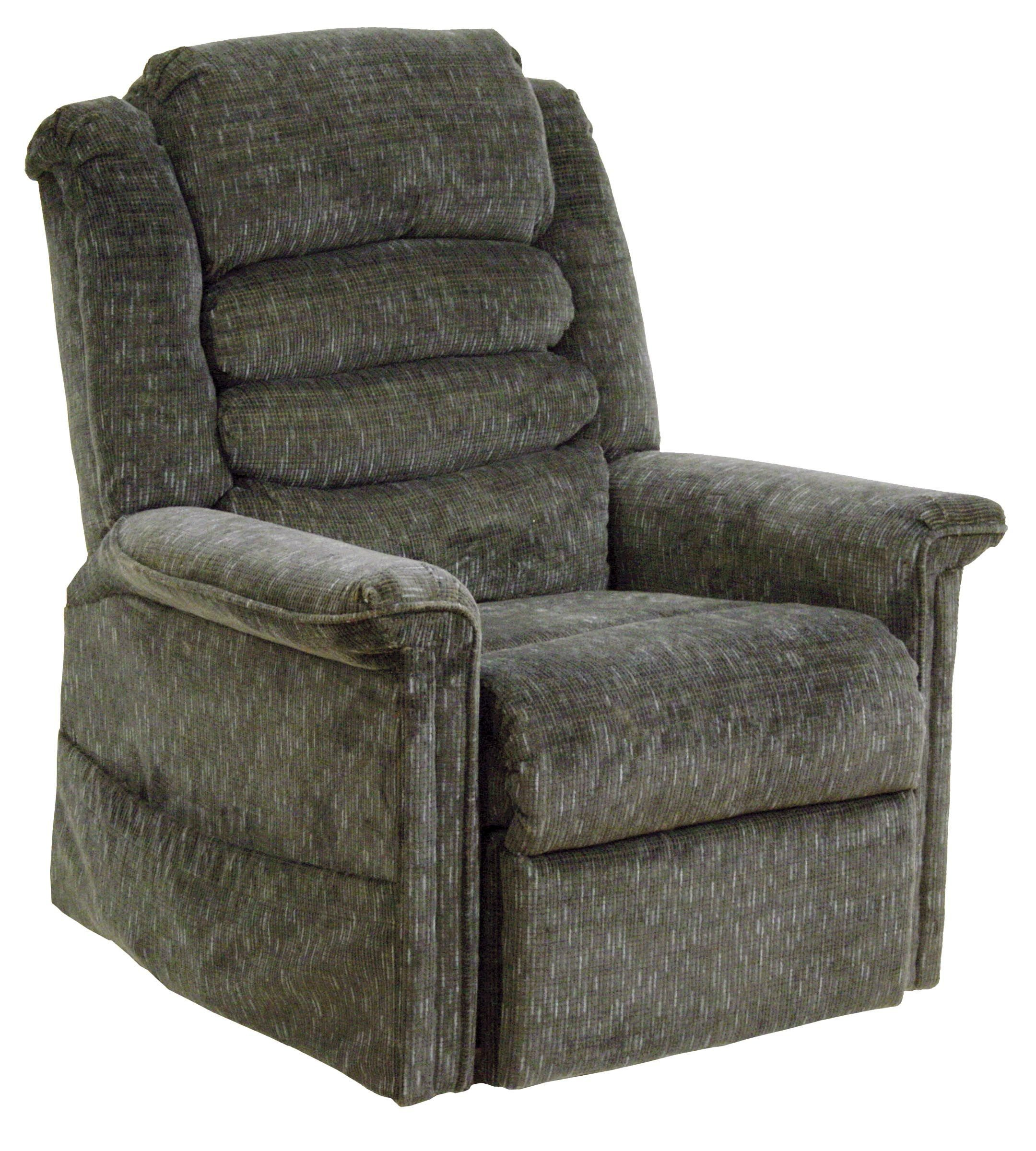 Soother woodland power lift recliner from catnapper for Catnapper cloud nine chaise recliner