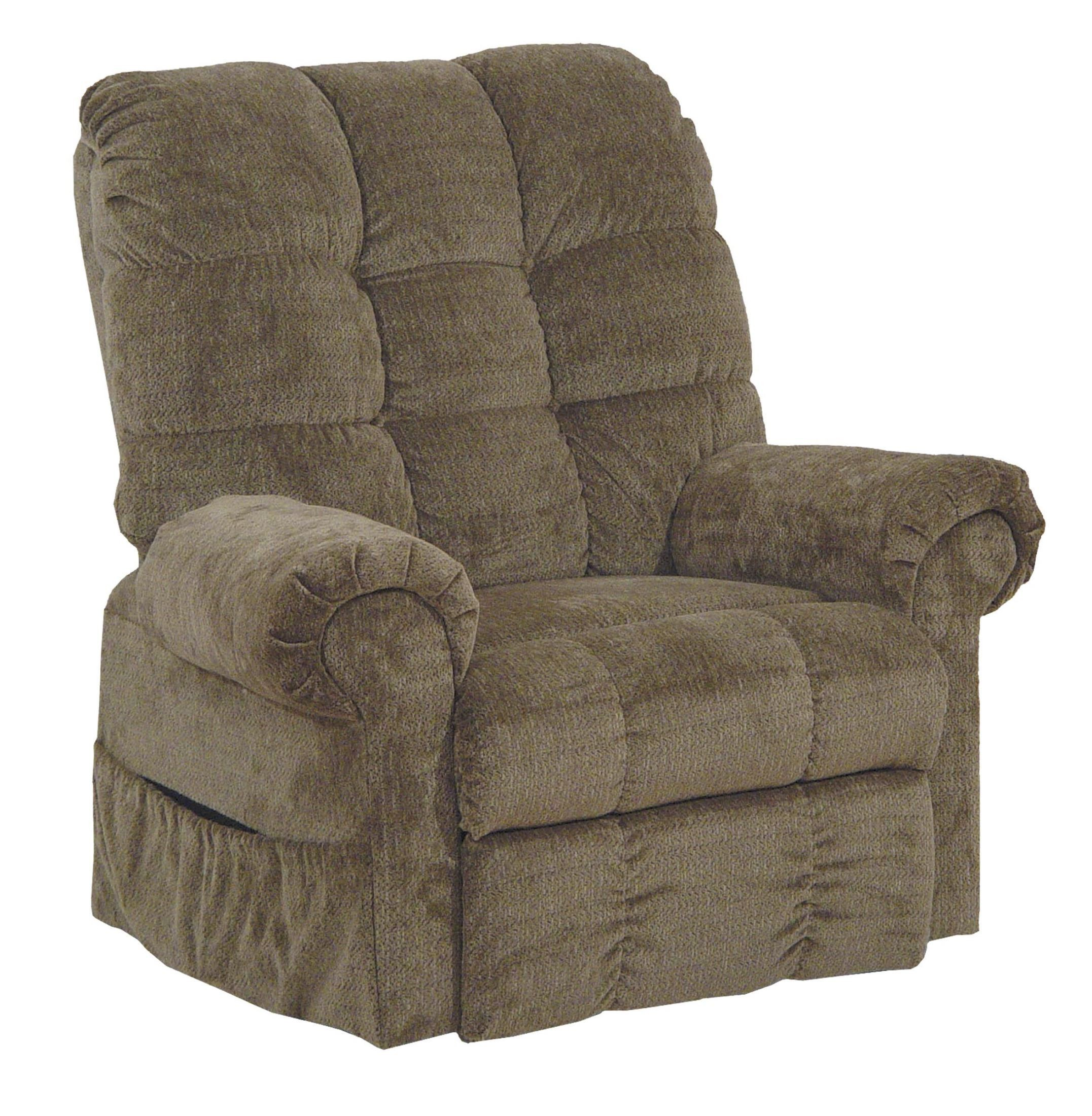 Omni thistle power lift recliner from catnapper for Catnapper cloud nine chaise recliner