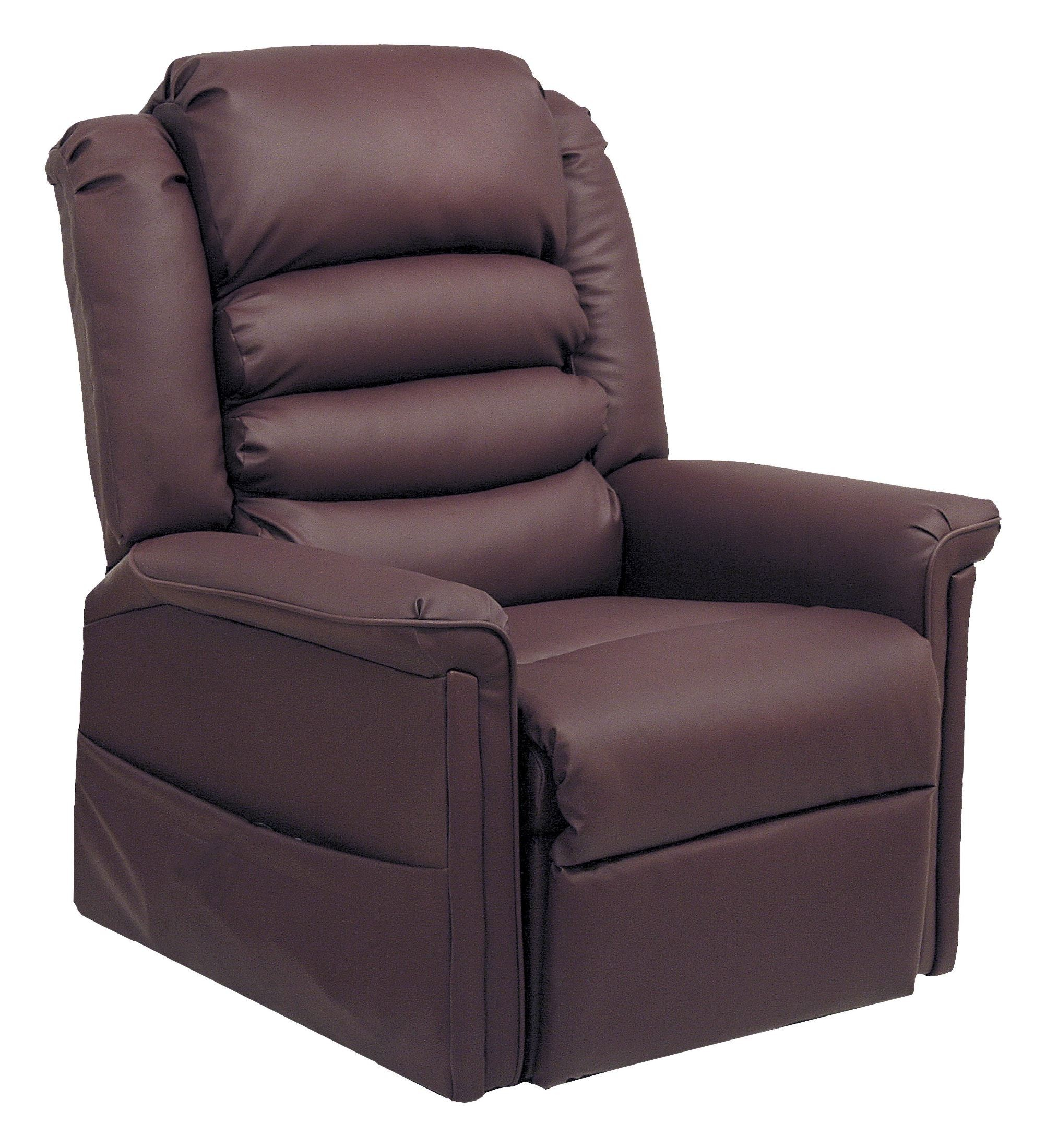 Invincible cabernet power lift recliner from catnapper for Catnapper cloud nine chaise recliner