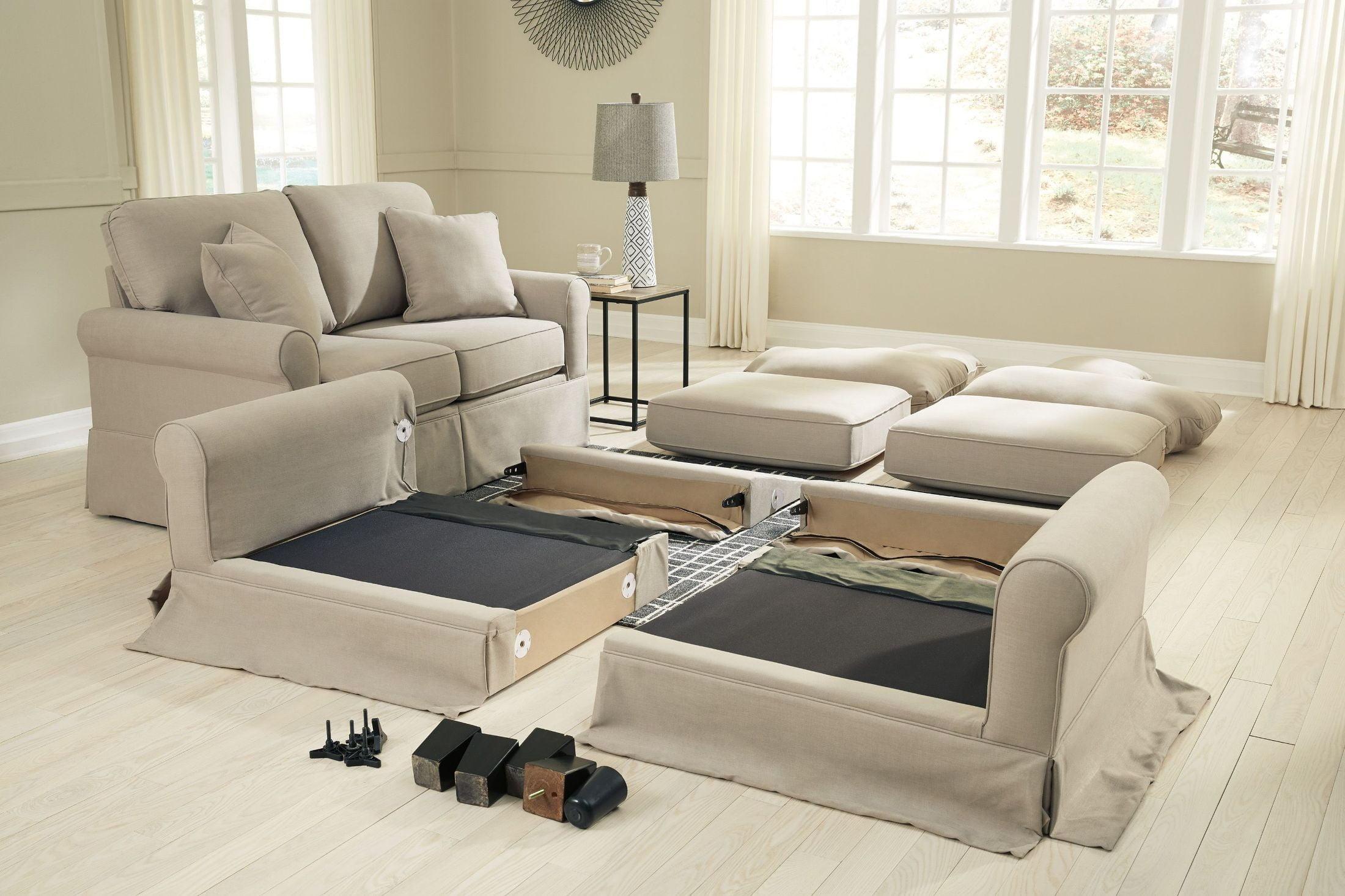 Senchal Stone Living Room Set from Ashley | Coleman Furniture