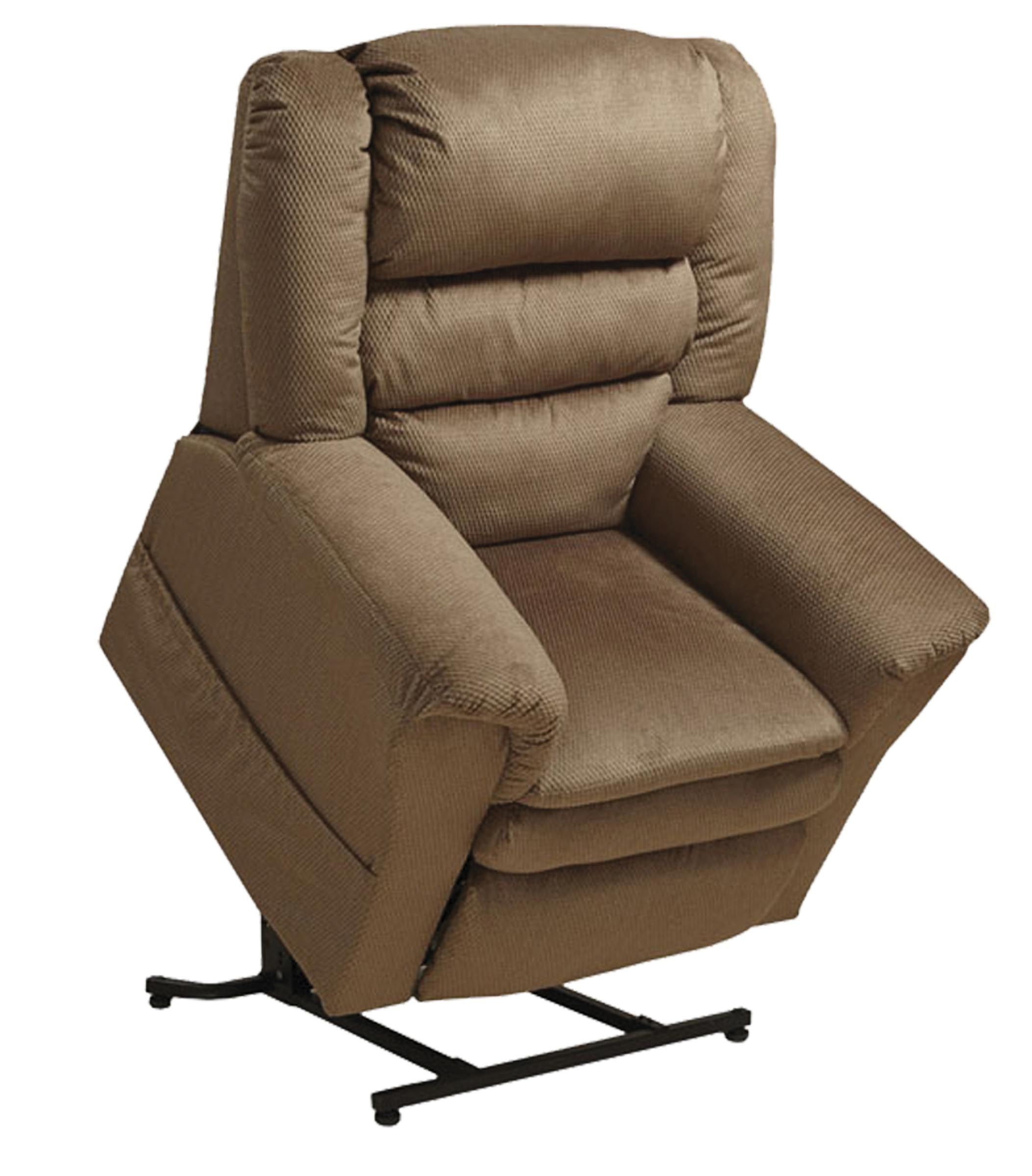 Preston mocha power lift recliner from catnapper for Catnapper cloud nine chaise recliner