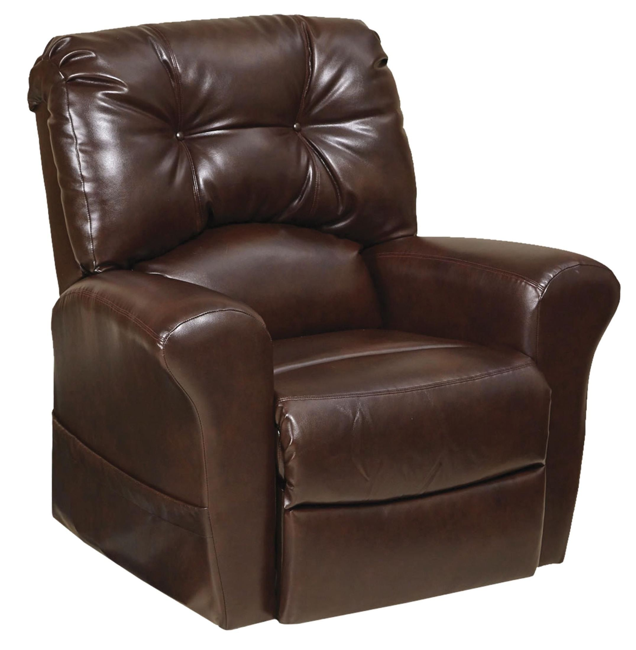 Landon java power lift recliner from catnapper for Catnapper cloud nine chaise recliner