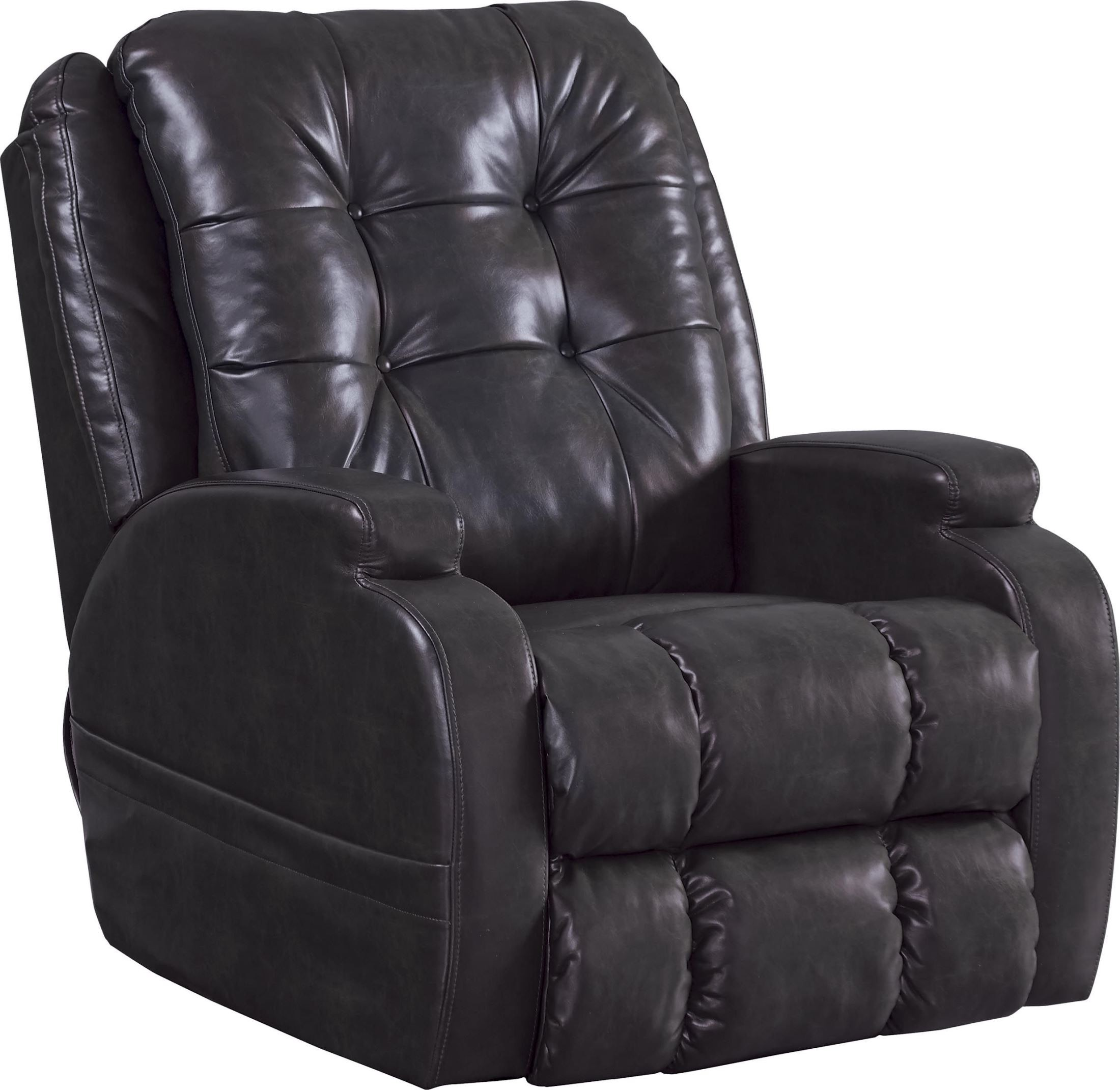 Jenson coal power lift recliner from catnapper 4855126308 for Catnapper cloud nine chaise recliner