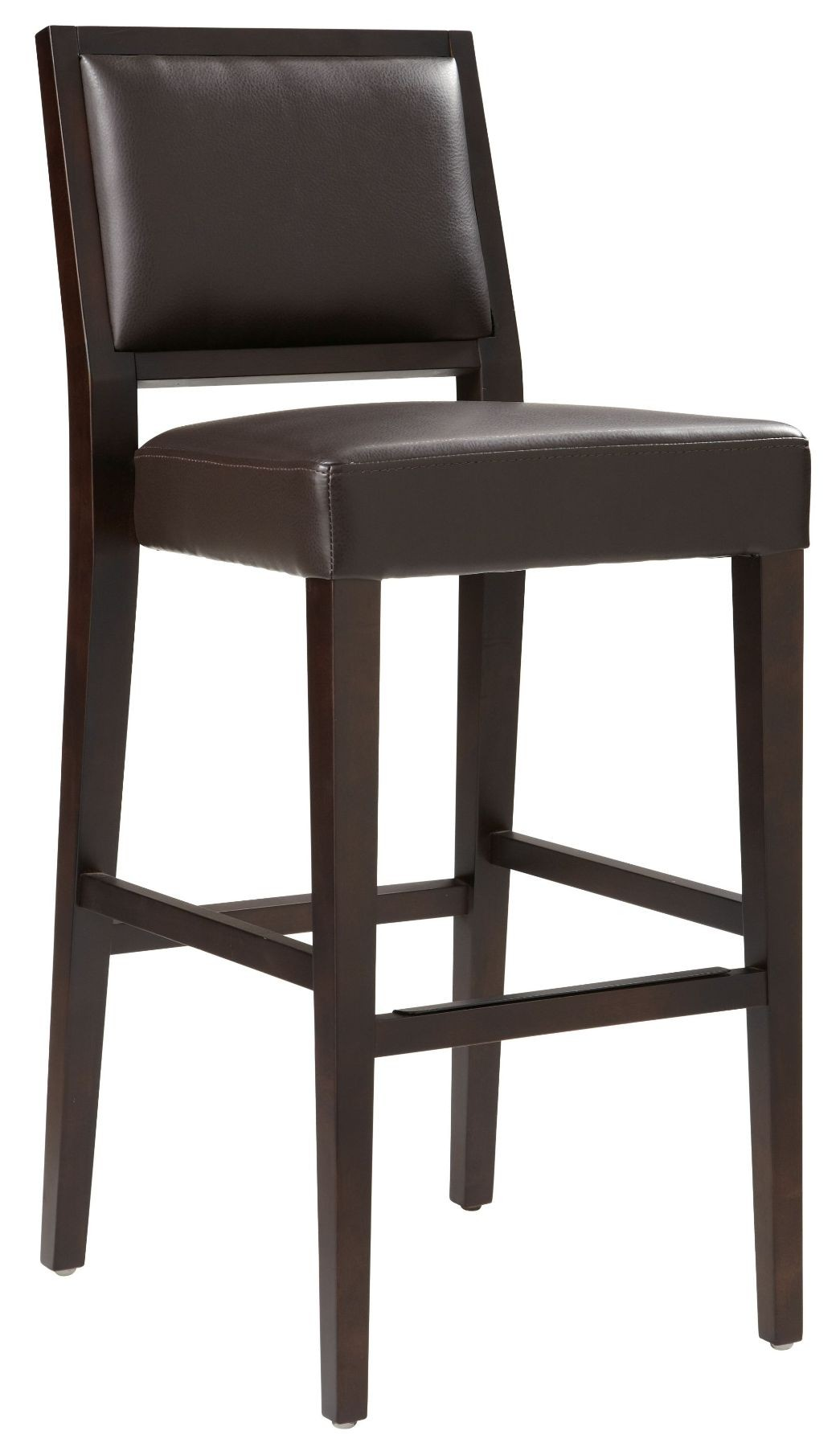 Citizen Brown Barstool From Sunpan 49051 Coleman Furniture