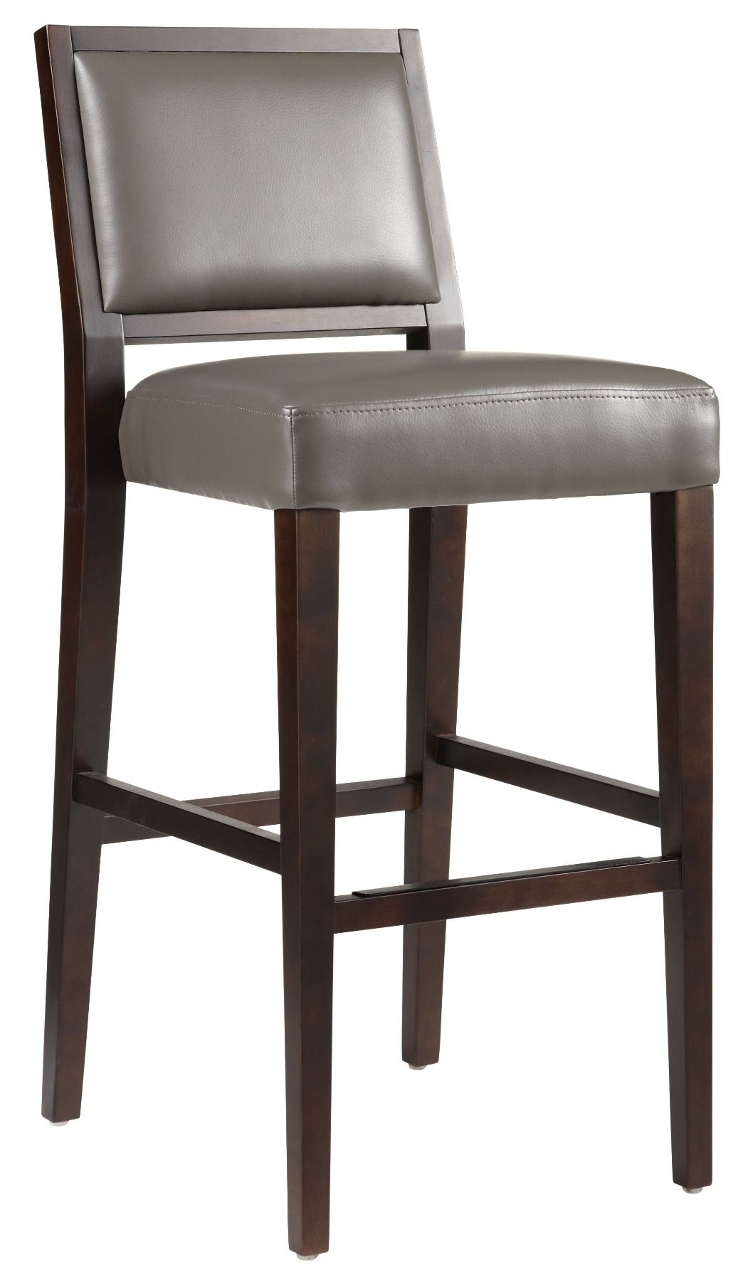 Citizen Grey Barstool From Sunpan 49058 Coleman Furniture