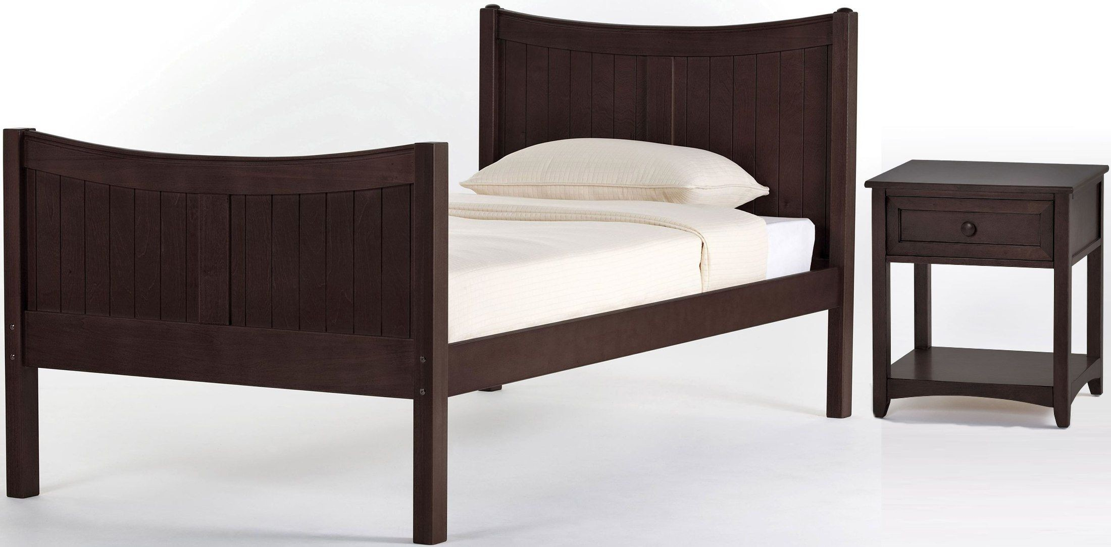School house chocolate taylor youth panel bedroom set from for Taylor j bedroom furniture