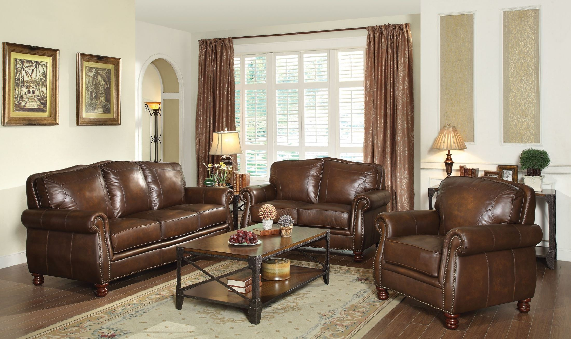 Montbrook Living Room Set From Coaster 503981 Coleman