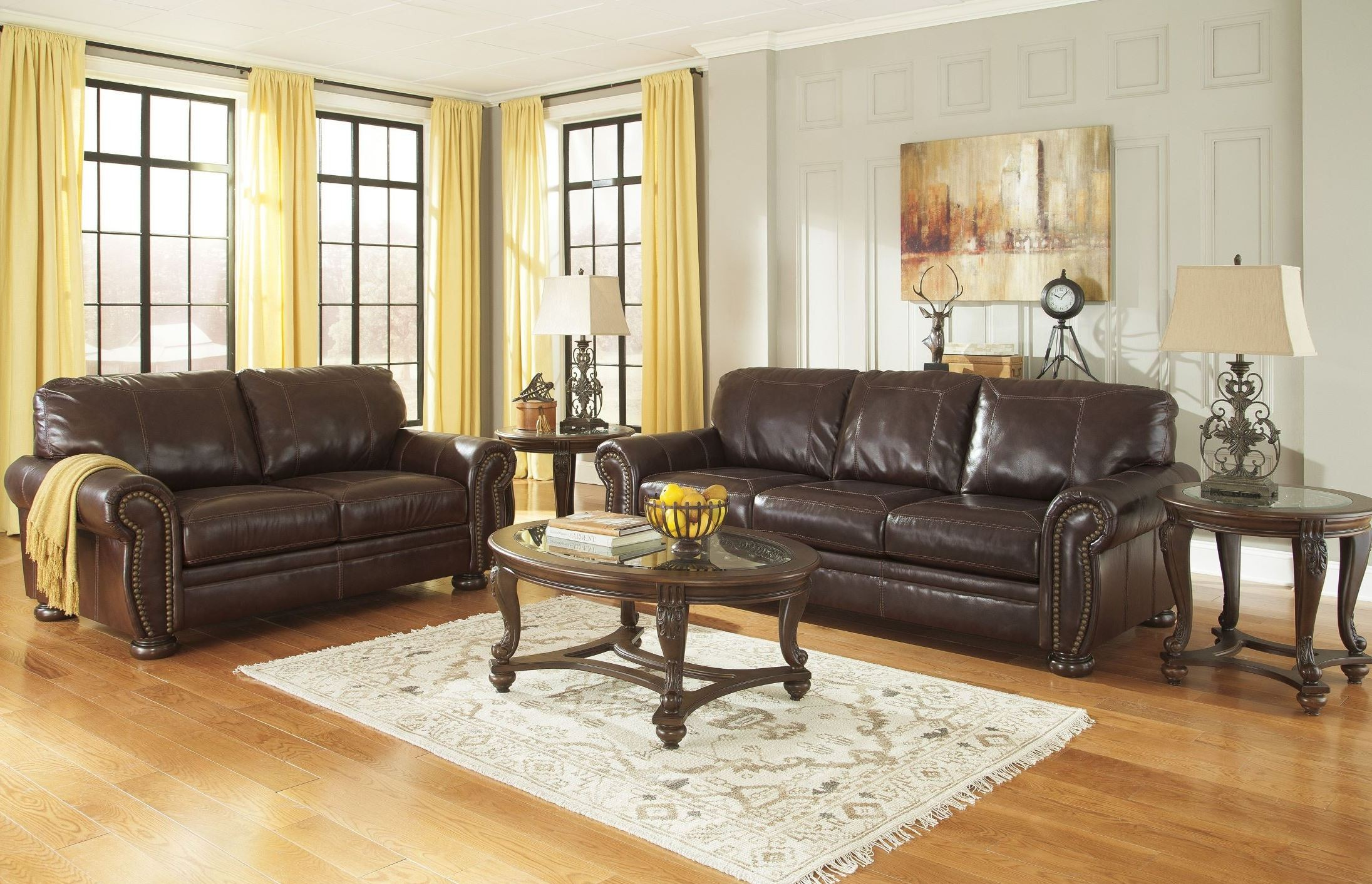 Banner Coffee Living Room Set from Ashley